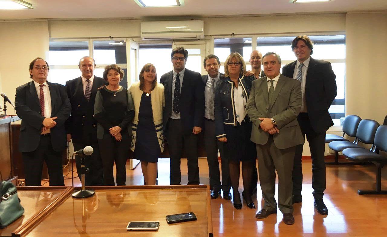 Garavano se reunió con los magistrados de la Justicia federal de Chubut y Santa Cruz