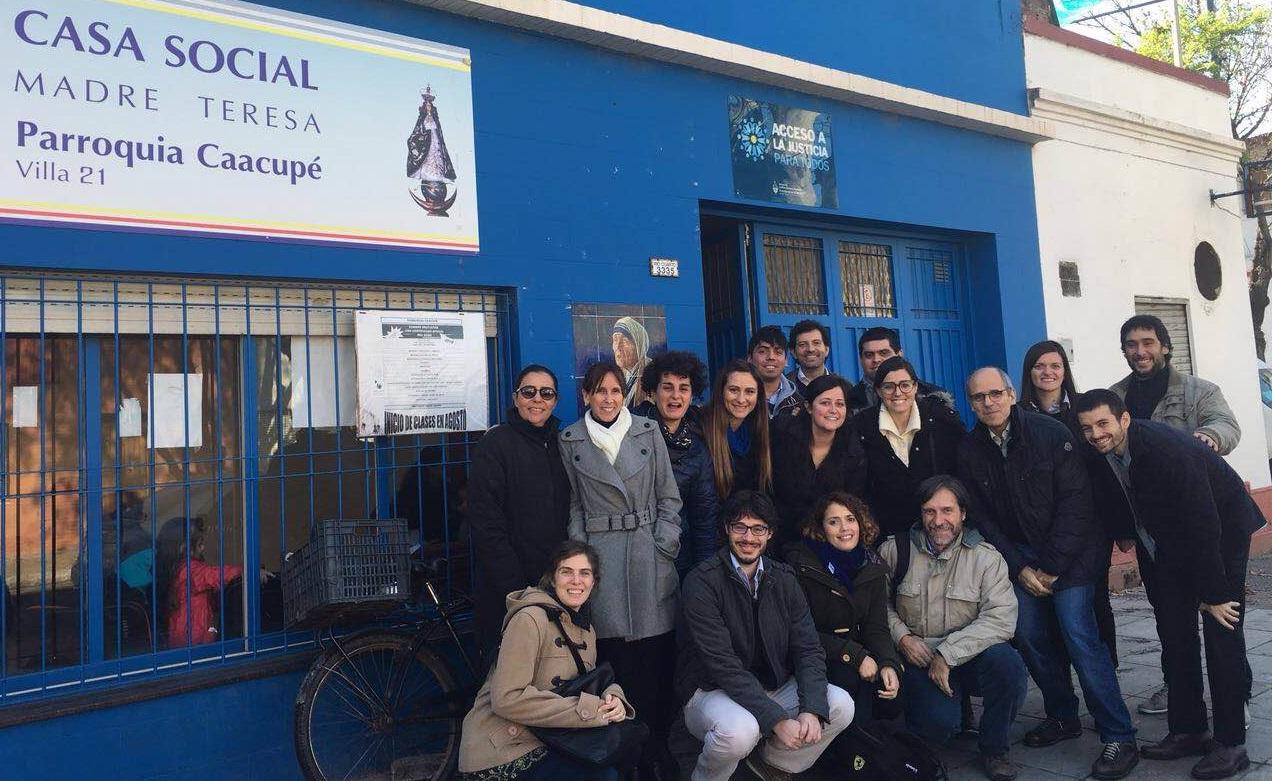 Una red de abogados que fortalece el acceso a la Justicia