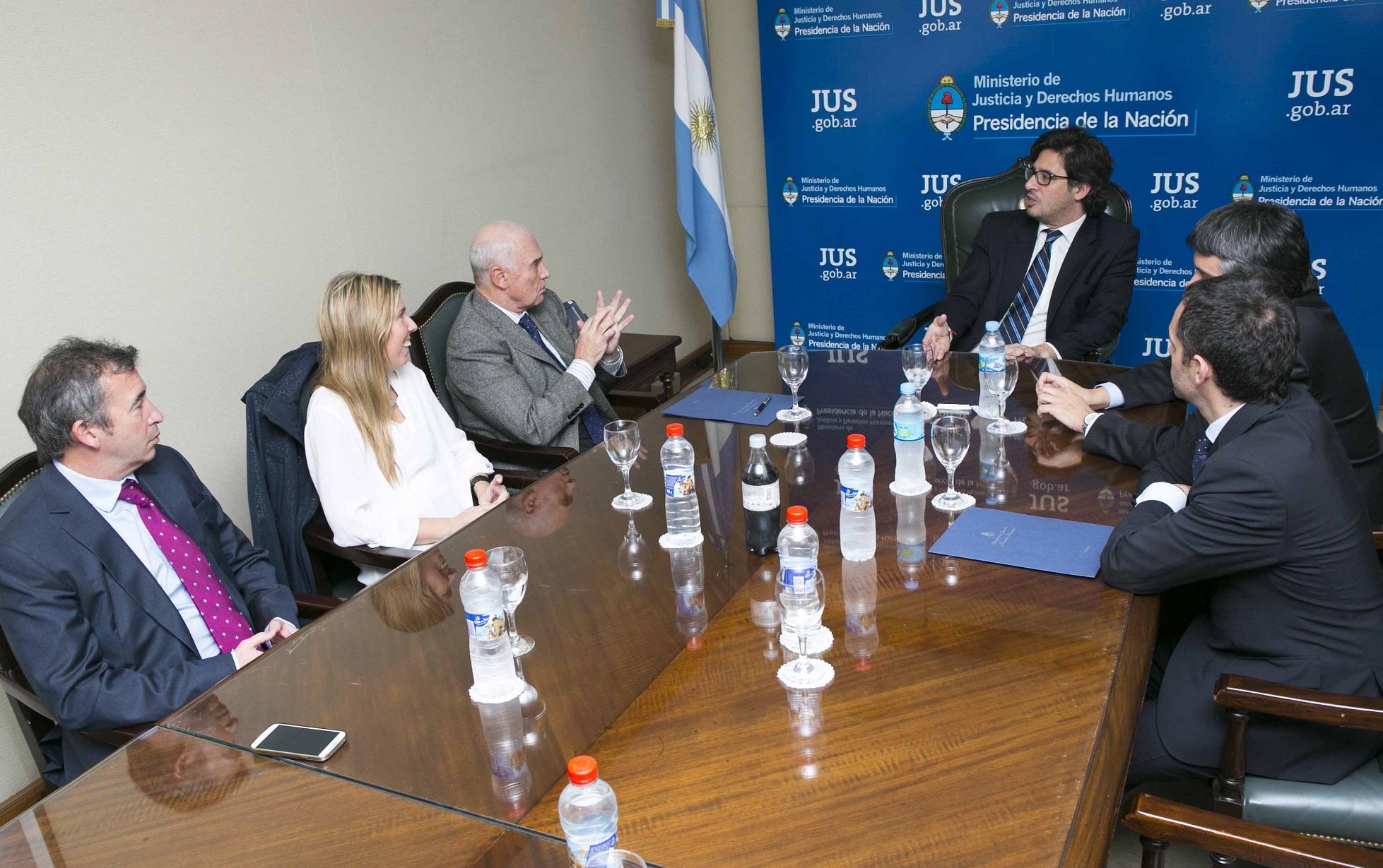 Convenio de cooperación con el Ministerio Público Fiscal de la Ciudad de Buenos Aires