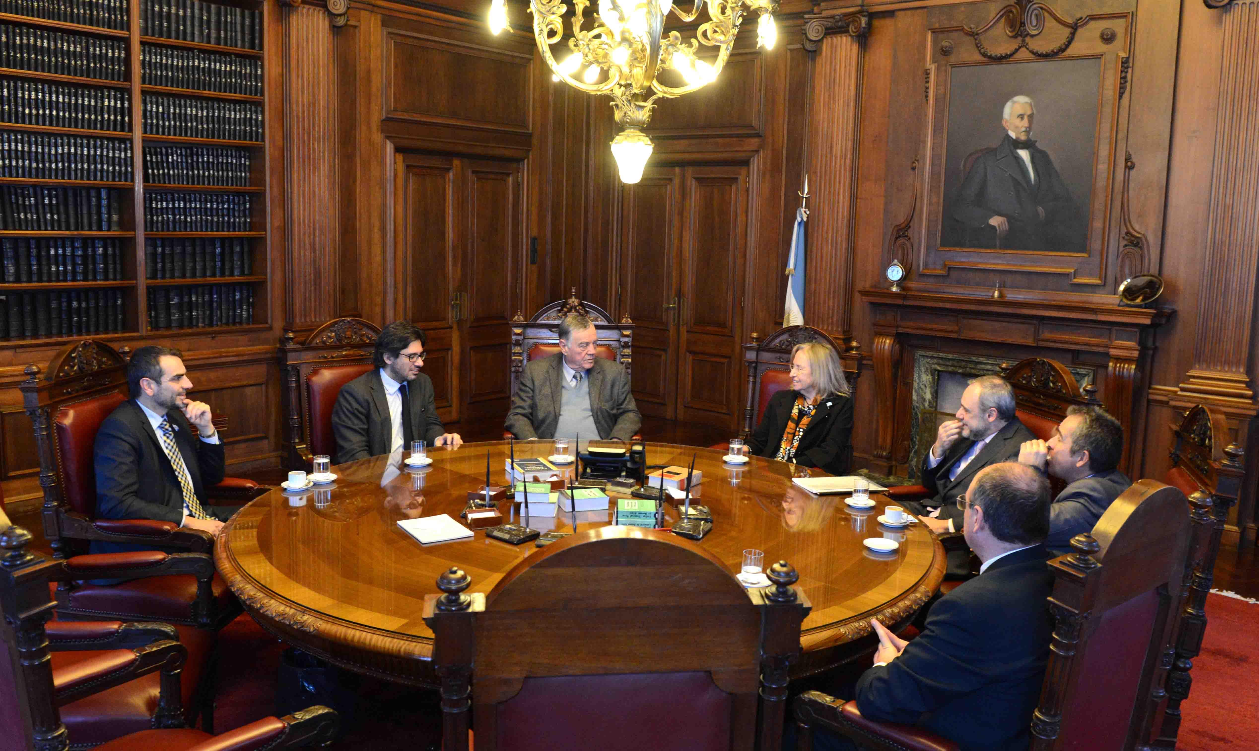 Nación y Provincia de Buenos Aires profundizan cooperación en materia de justicia