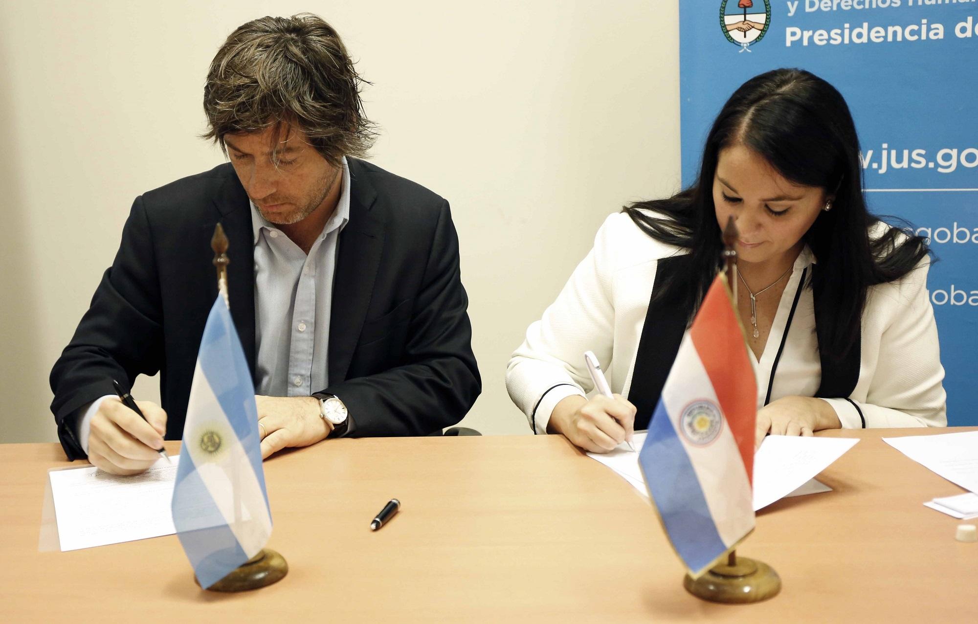 Avances en la relación bilateral con Paraguay en materia penitenciaria