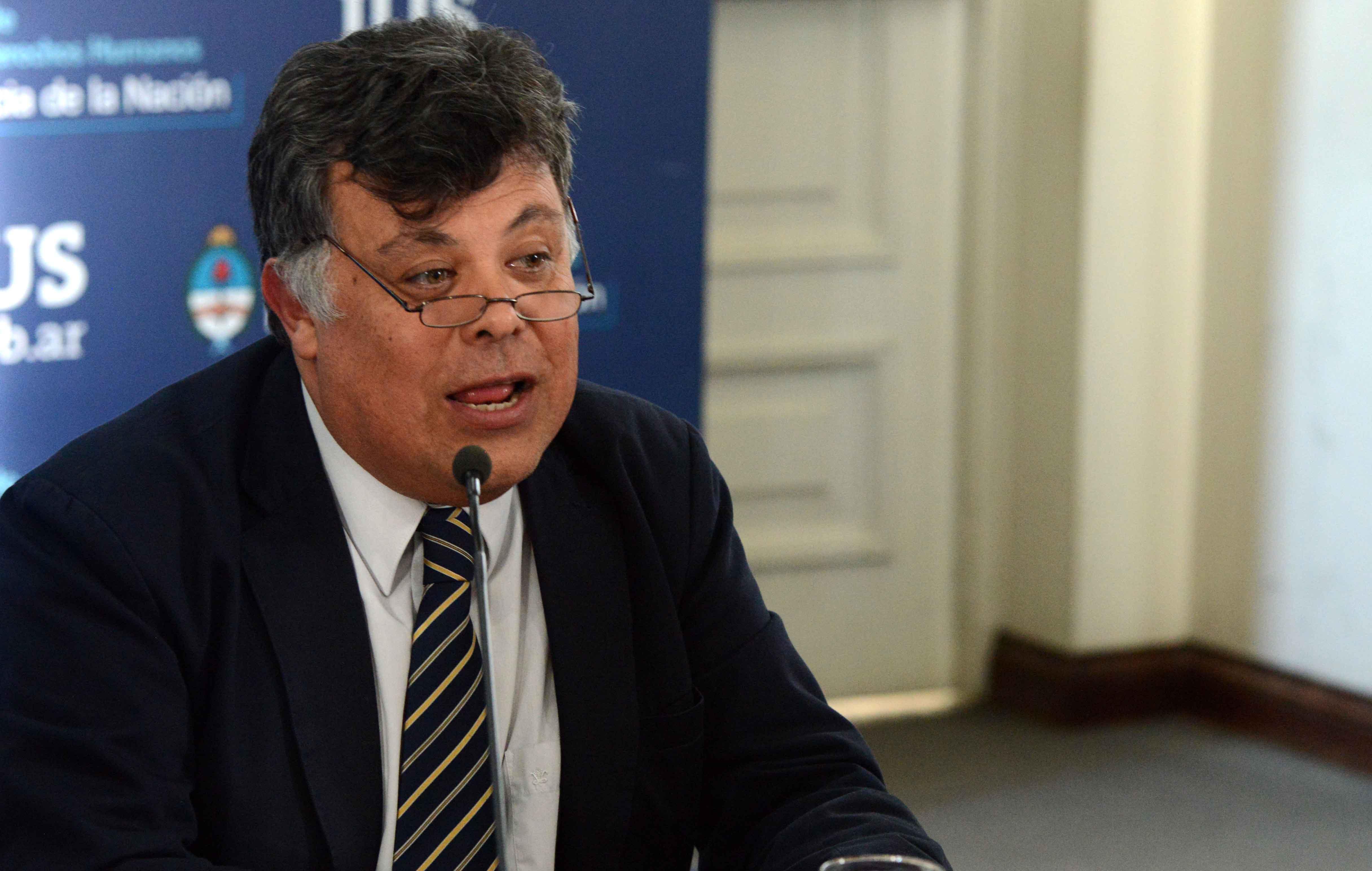 Cristian Riego participó del ciclo de charlas de Política Criminal