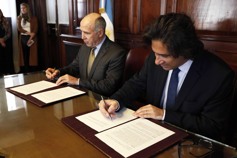 Convenio de asistencia y cooperación con la Corte