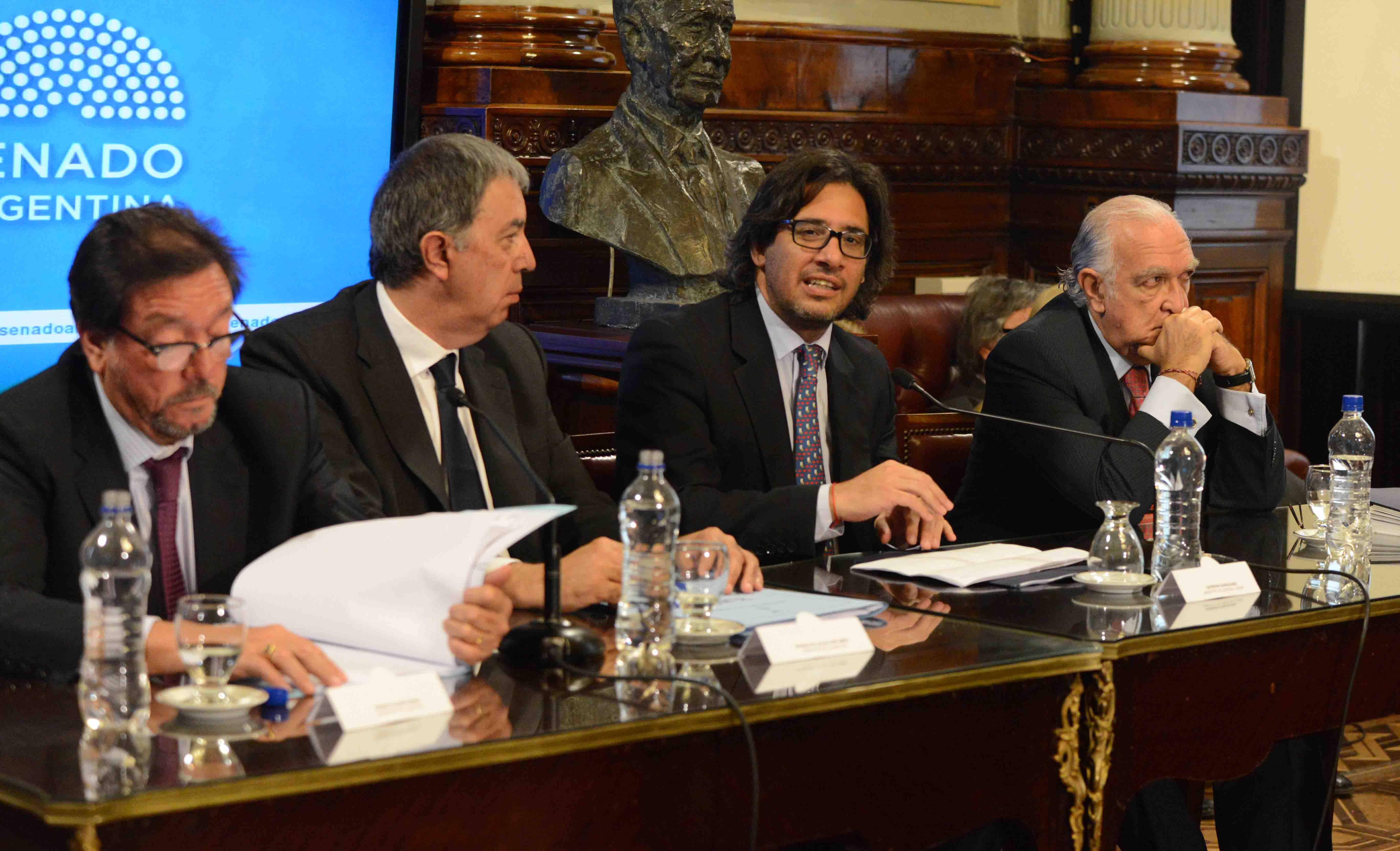 Proyecto de reforma al Código Procesal Penal Federal ingresó al Senado de La Nación