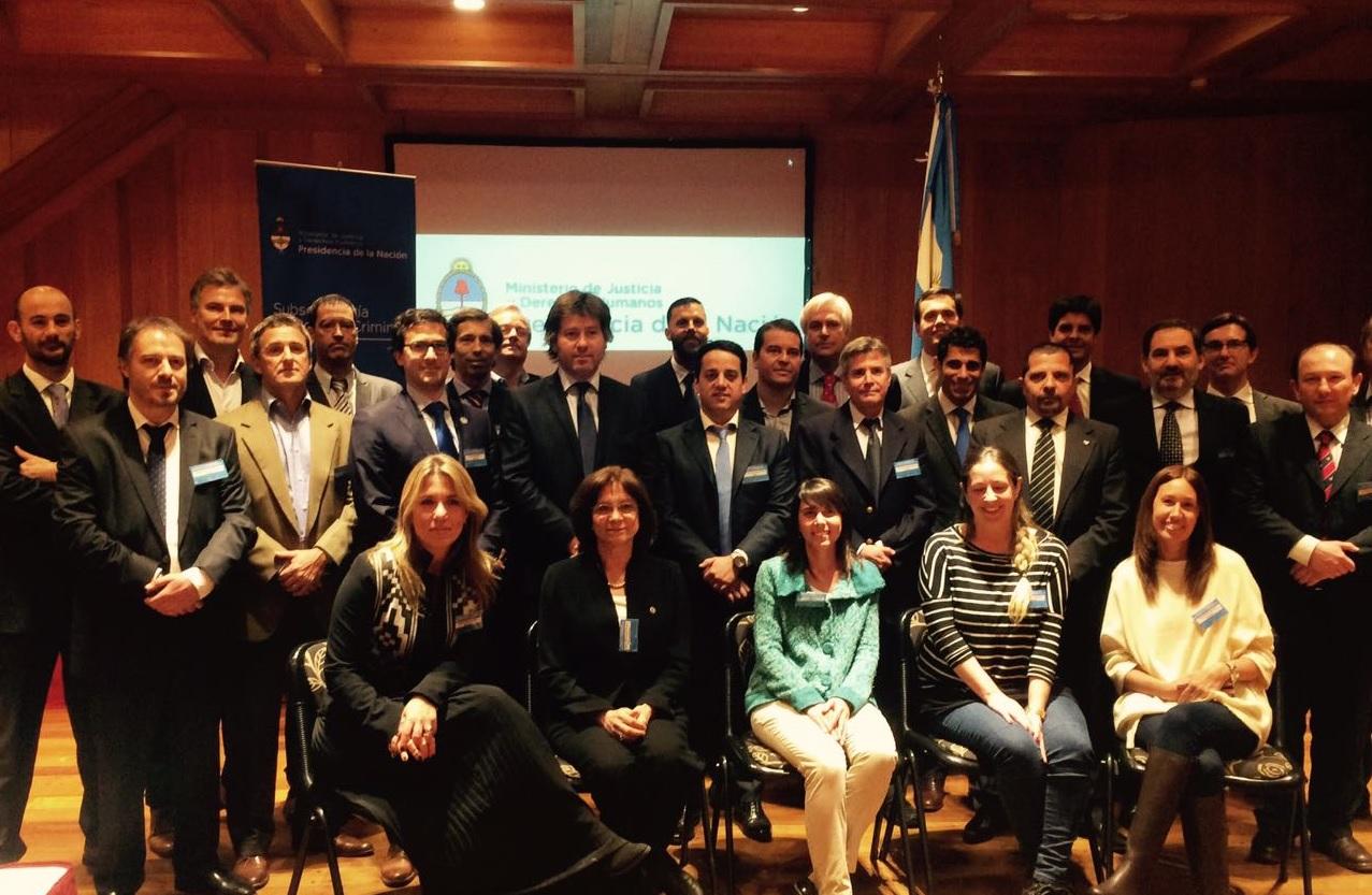 El Ministerio de Justicia y Derechos Humanos brindó capacitación sobre ciberdelito en Bariloche