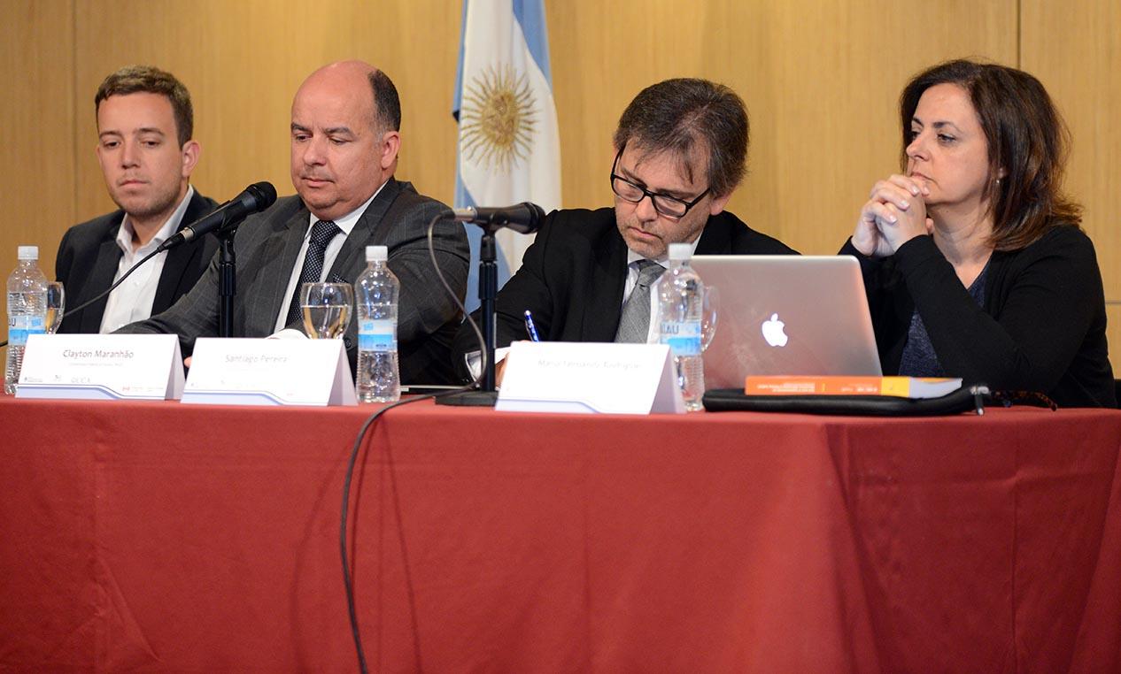 Seminario internacional sobre Reforma de la Justicia Civil en Buenos Aires