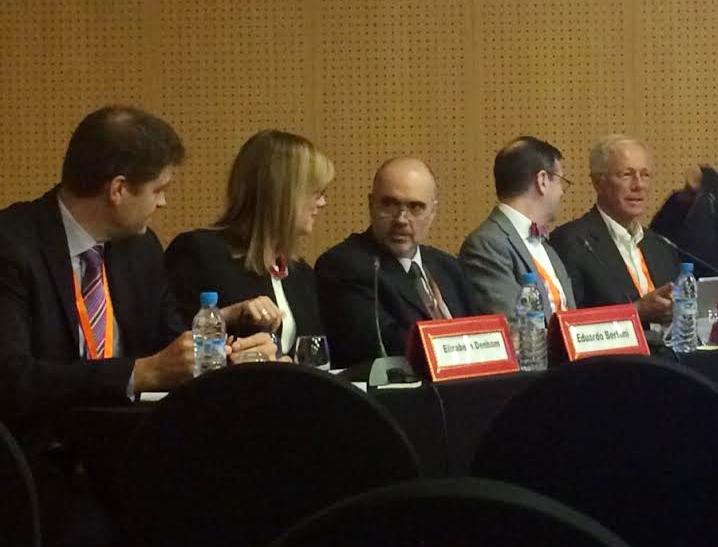 Ministerio de Justicia presente en la 38ª Conferencia Internacional de Autoridades de Protección de Datos