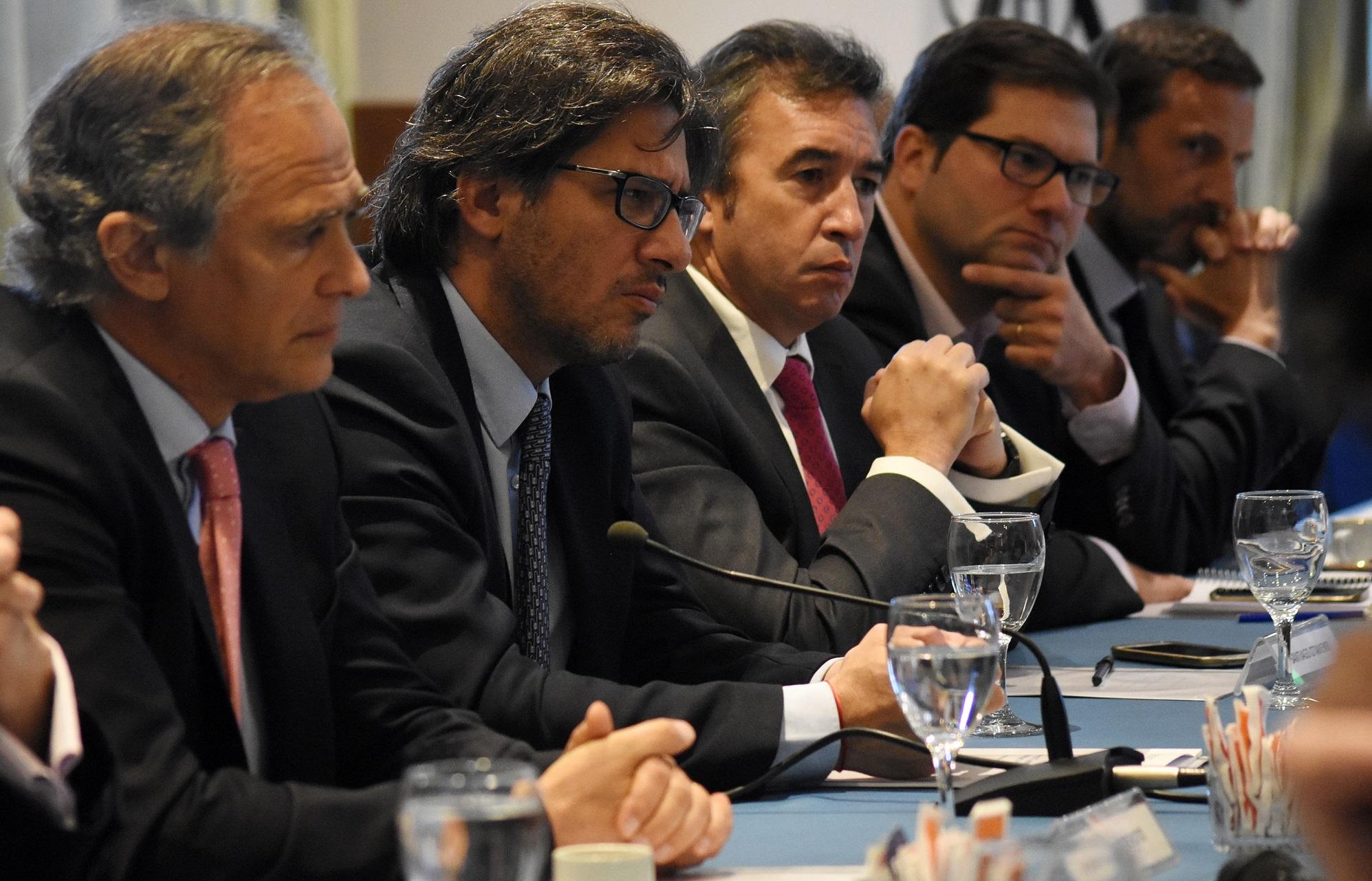 Se creó un programa de cooperación con el Ministerio Federal de Justicia de Austria