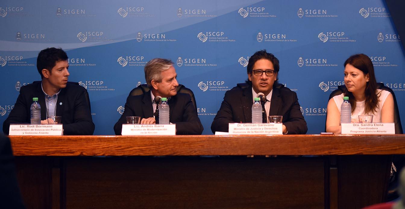 Lanzan el primer portal de Datos Abiertos de la Justicia Argentina