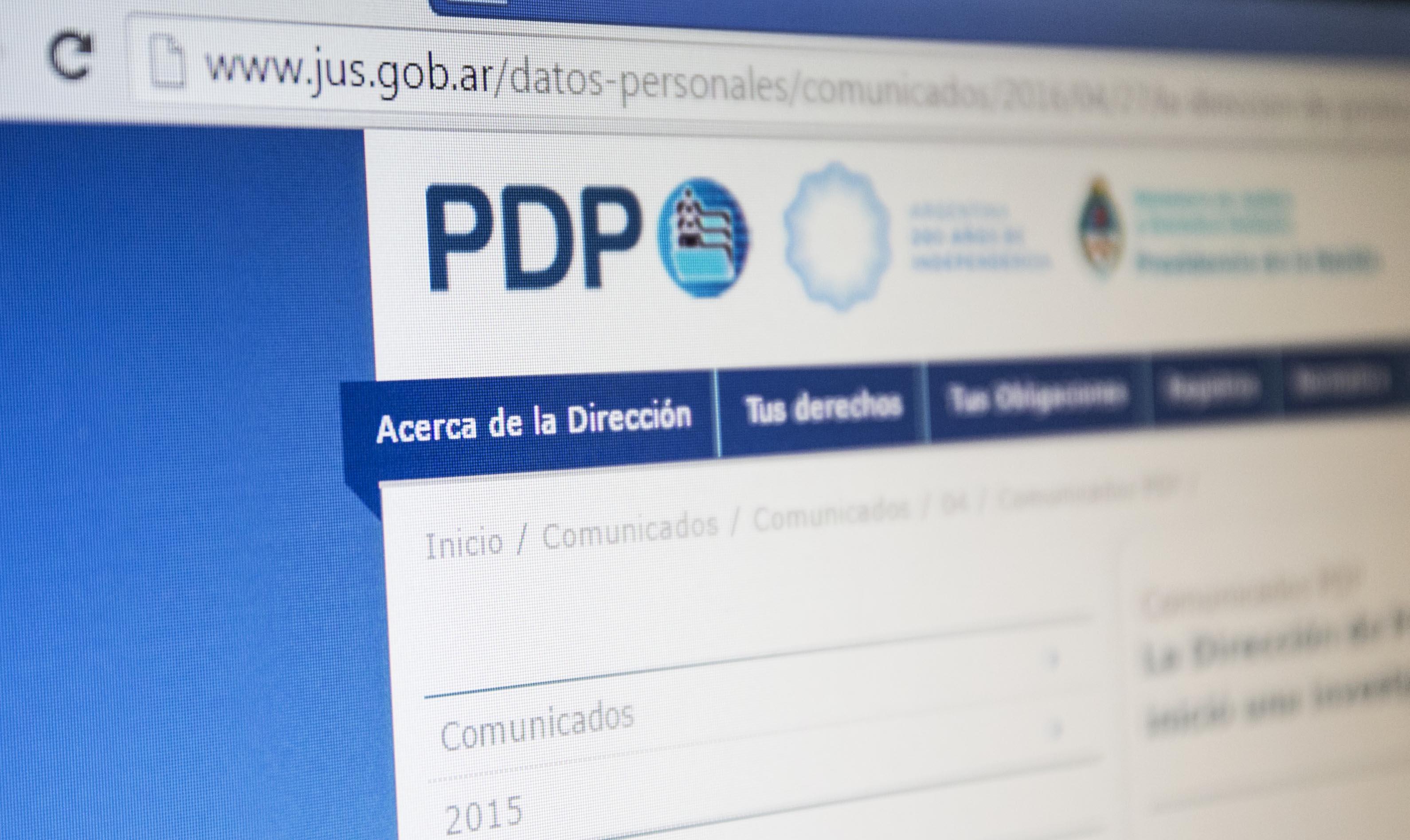 Datos Personales en el Comité Ejecutivo de la Red Iberoamericana de Protección de Datos
