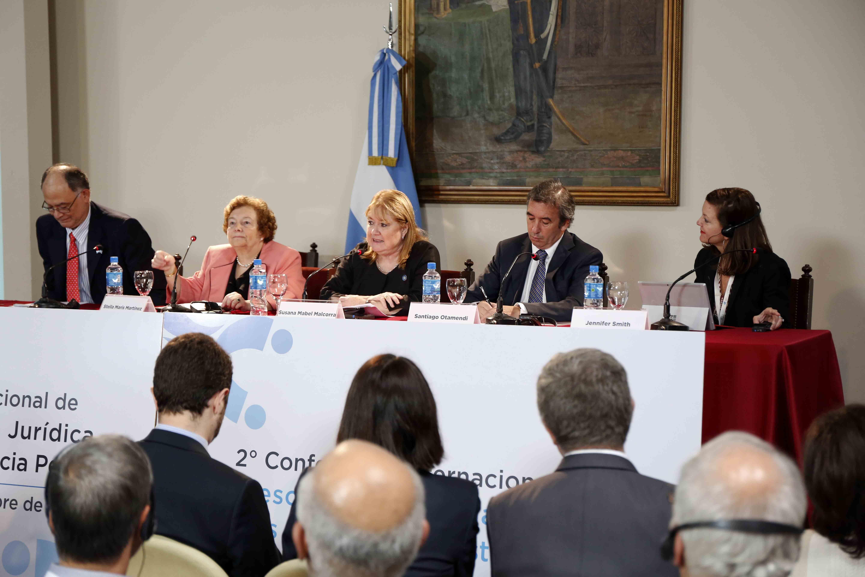 Segunda Conferencia Internacional sobre Acceso a la Asistencia Jurídica en los Sistemas de Justicia Penal