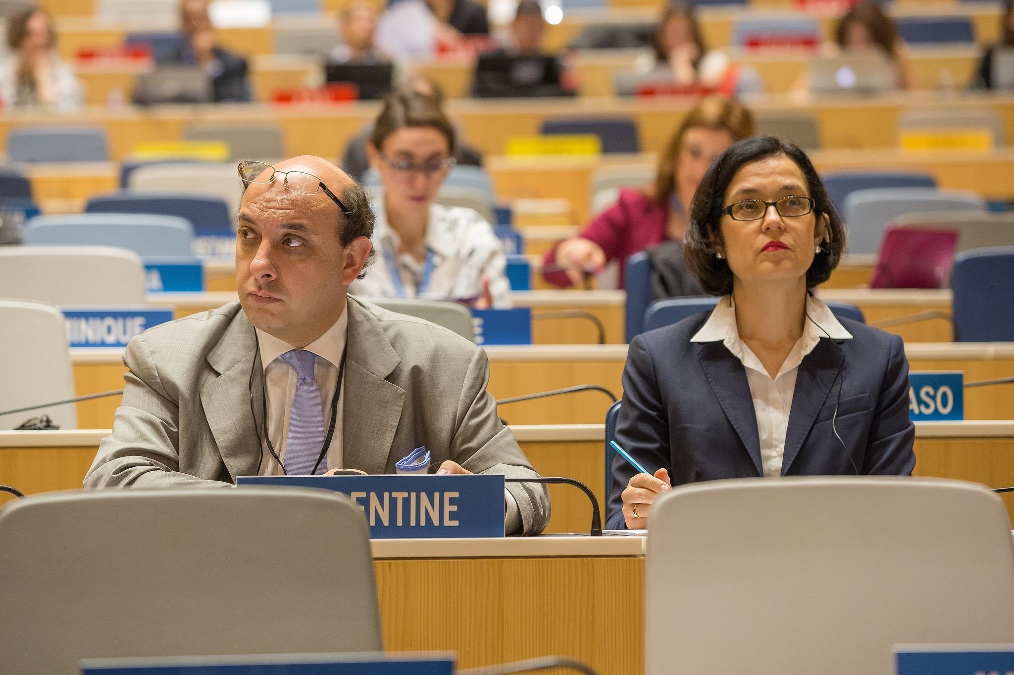 Argentina presente en el debate internacional sobre el derecho de autor