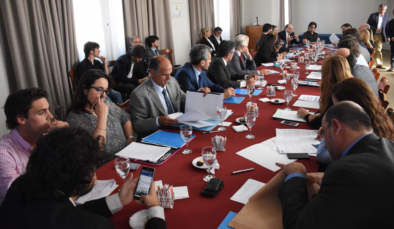 Garavano se reunió con representantes del sistema judicial para coordinar la implementación del Procedimiento de Flagrancia