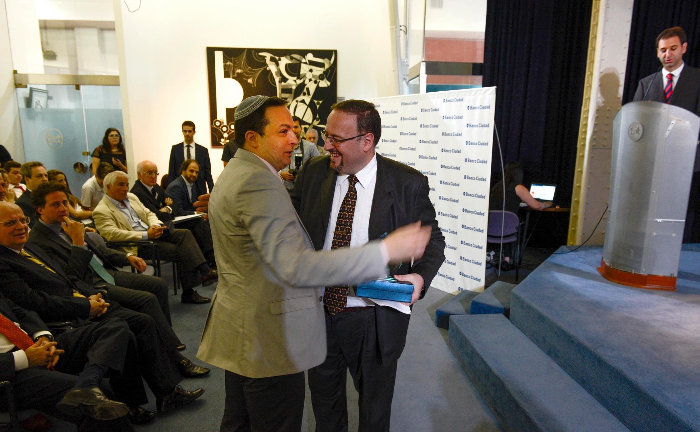 Inadi recibió el premio DAIA Derechos Humanos 2016