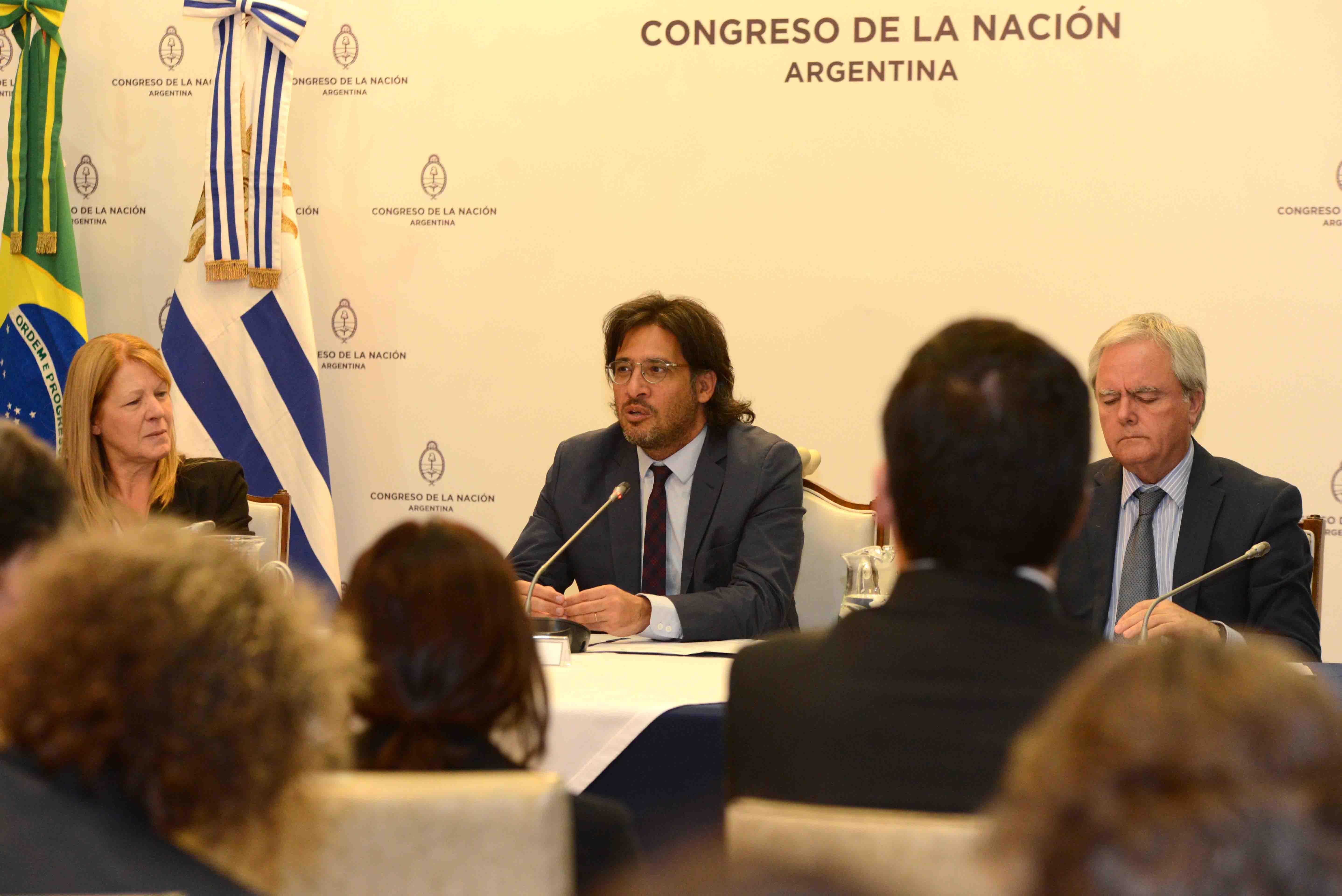 Garavano participó de conferencia sobre el sistema de justicia creado por el Estatuto de Roma de la Corte Penal Internacional