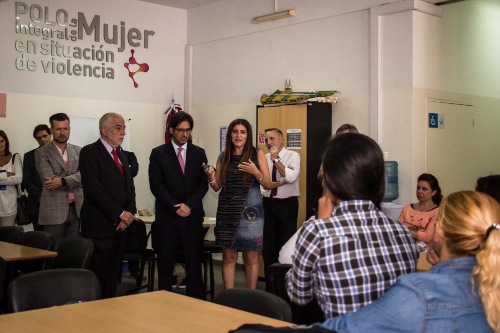 Intensa agenda de trabajo de Garavano en Córdoba