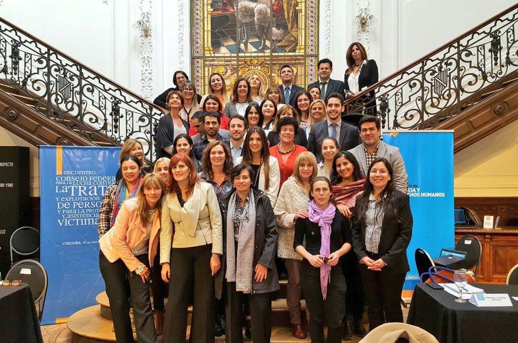 Maria Fernanda Rodríguez nueva coordinadora del Consejo Federal para la lucha contra la Trata de Personas