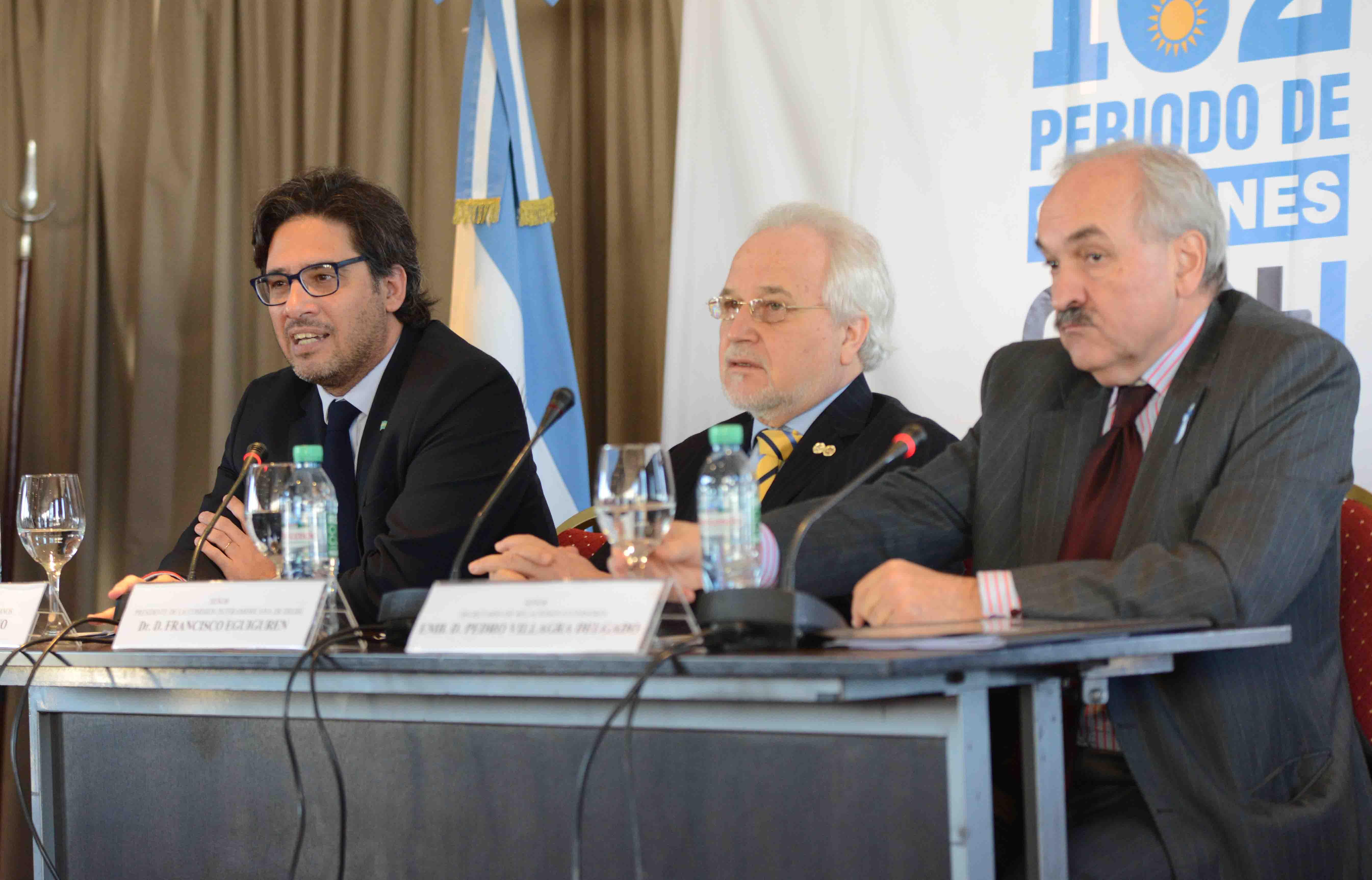 El gobierno nacional dio la bienvenida a la Comisión Interamericana de Derechos Humanos