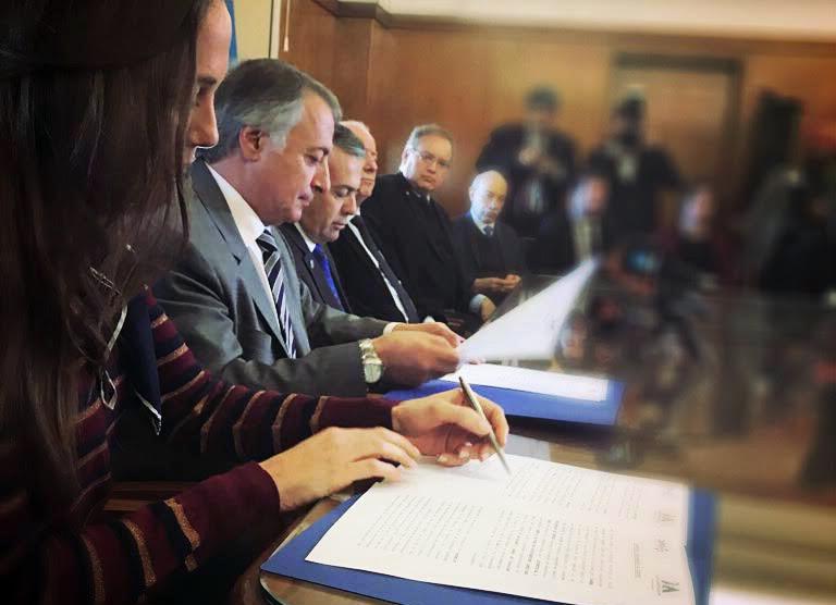 ANMaC firmó convenio con Mendoza para la destrucción de 6.000 armas