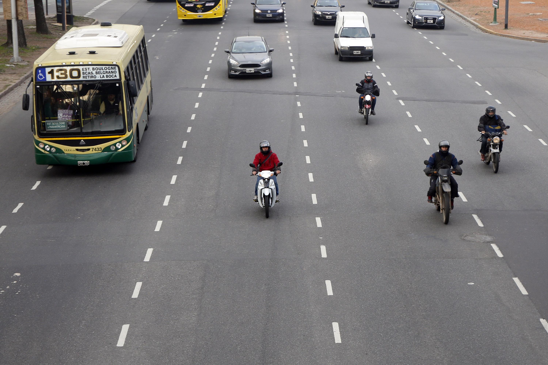 Comenzó el plan de regularización de motos no inscriptas
