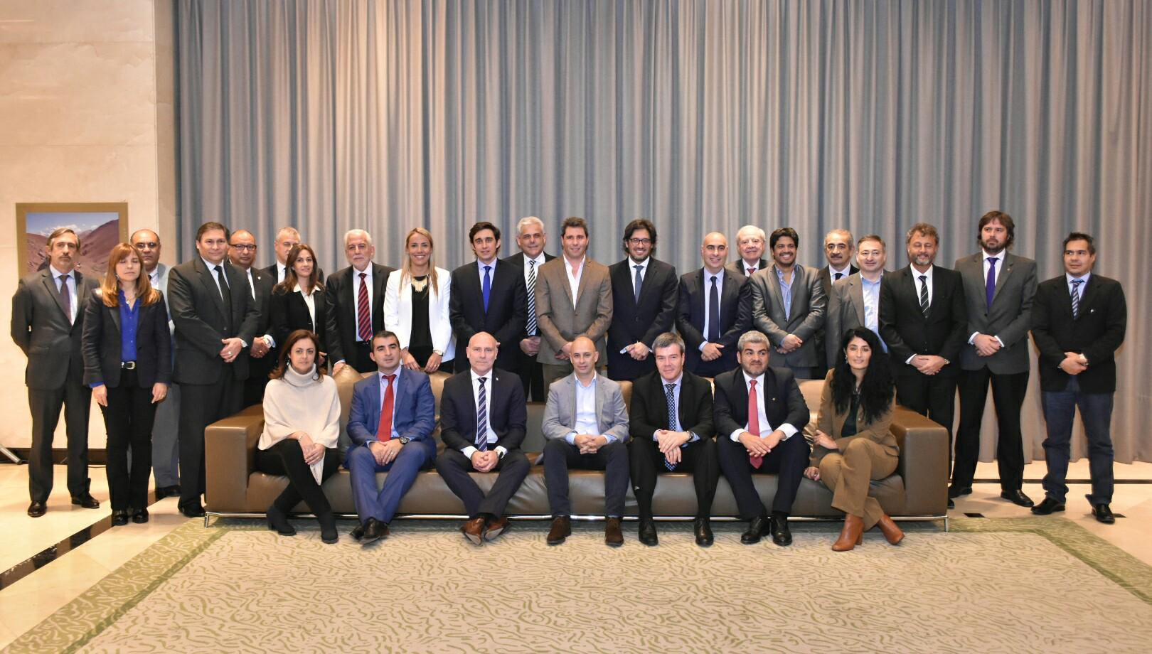 El Consejo Federal de Justicia se reunió en San Juan