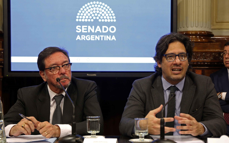 Garavano expuso en el Senado sobre el proyecto de Juicio en Ausencia