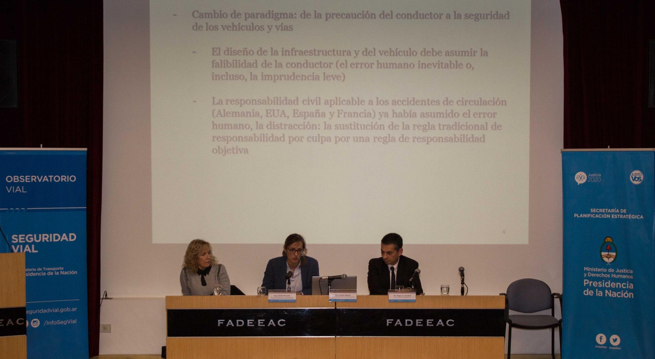 Hacia un nuevo paradigma para el diseño de políticas públicas en materia de seguridad vial