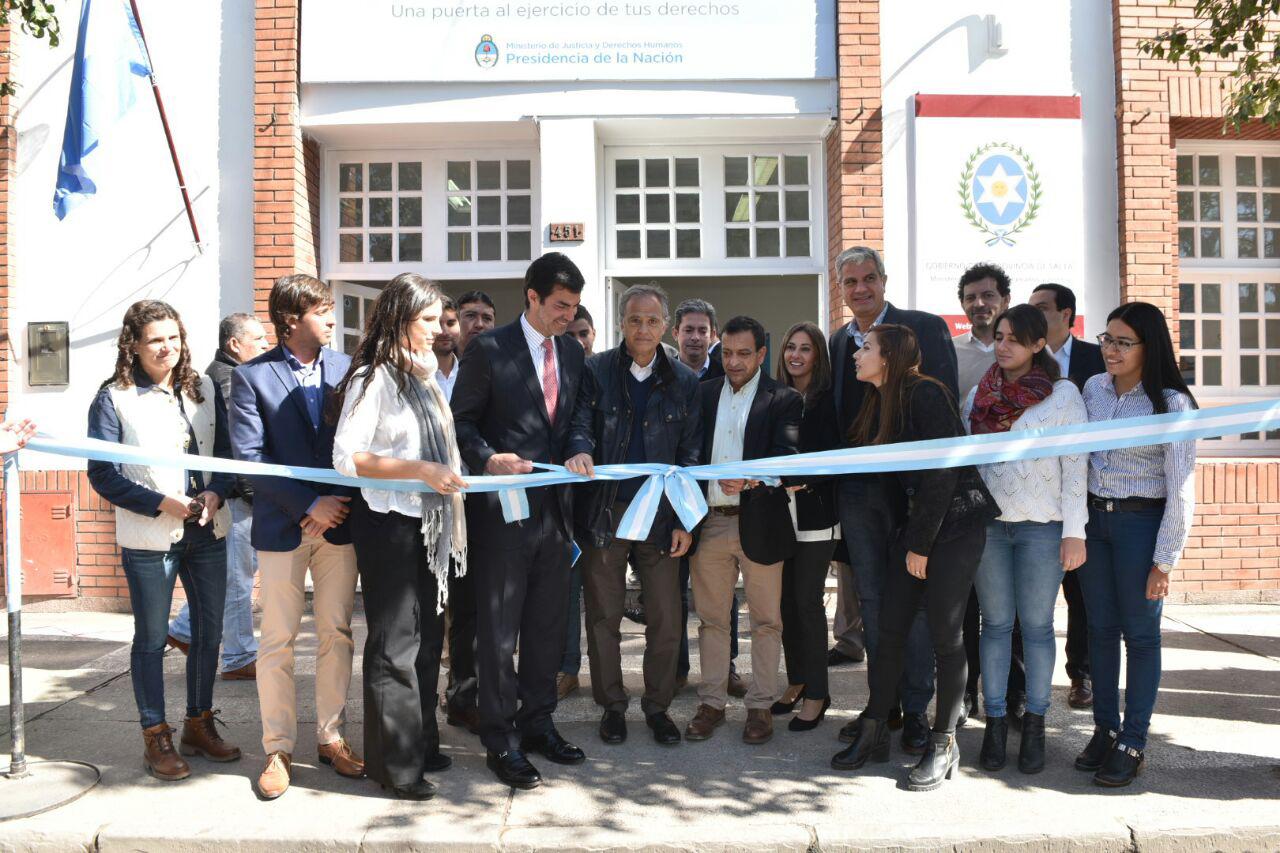 Nuevo Centro de Acceso a Justicia en Salta