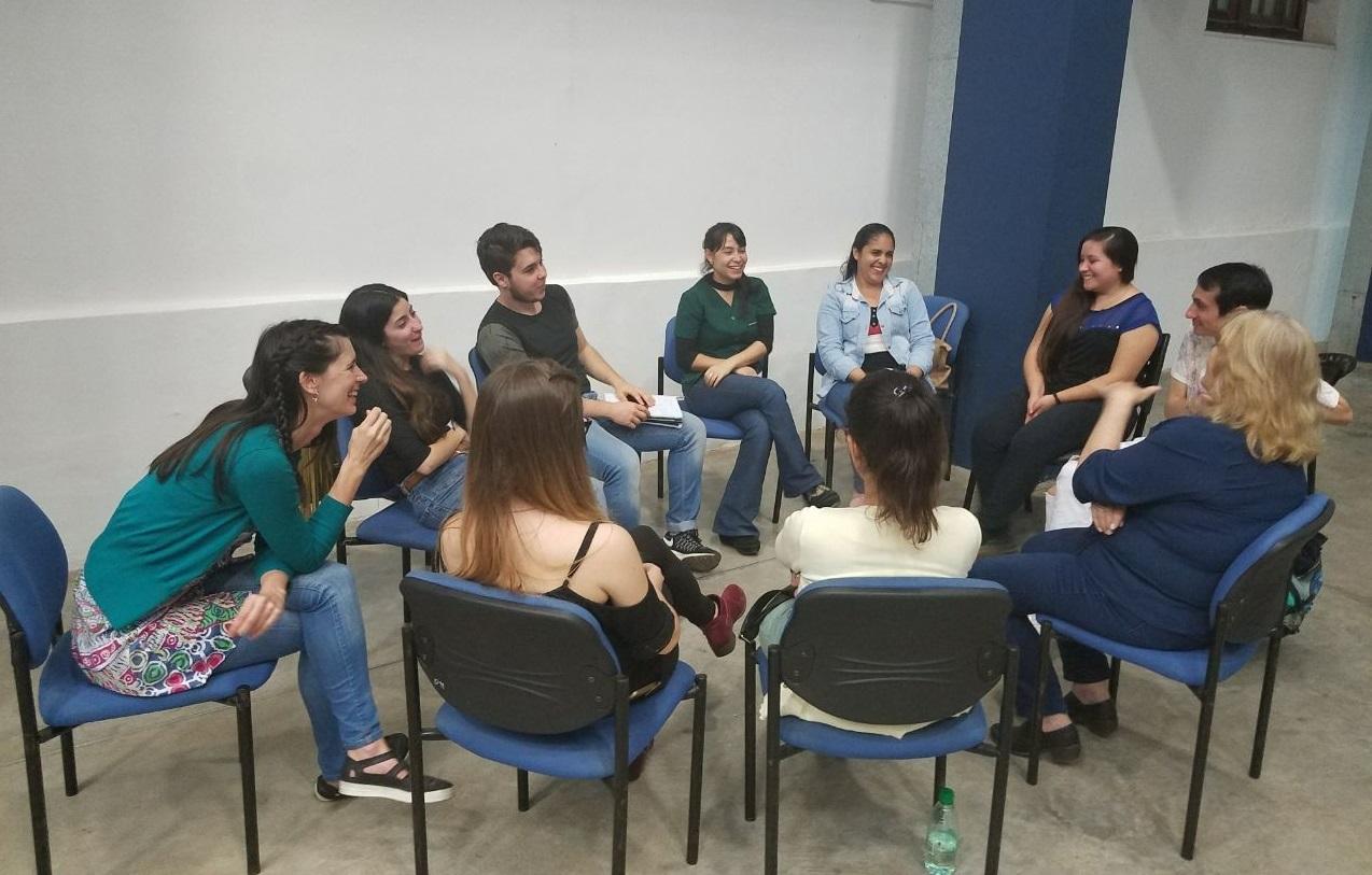 El Programa las Víctimas contra las Violencias capacita en el interior del país