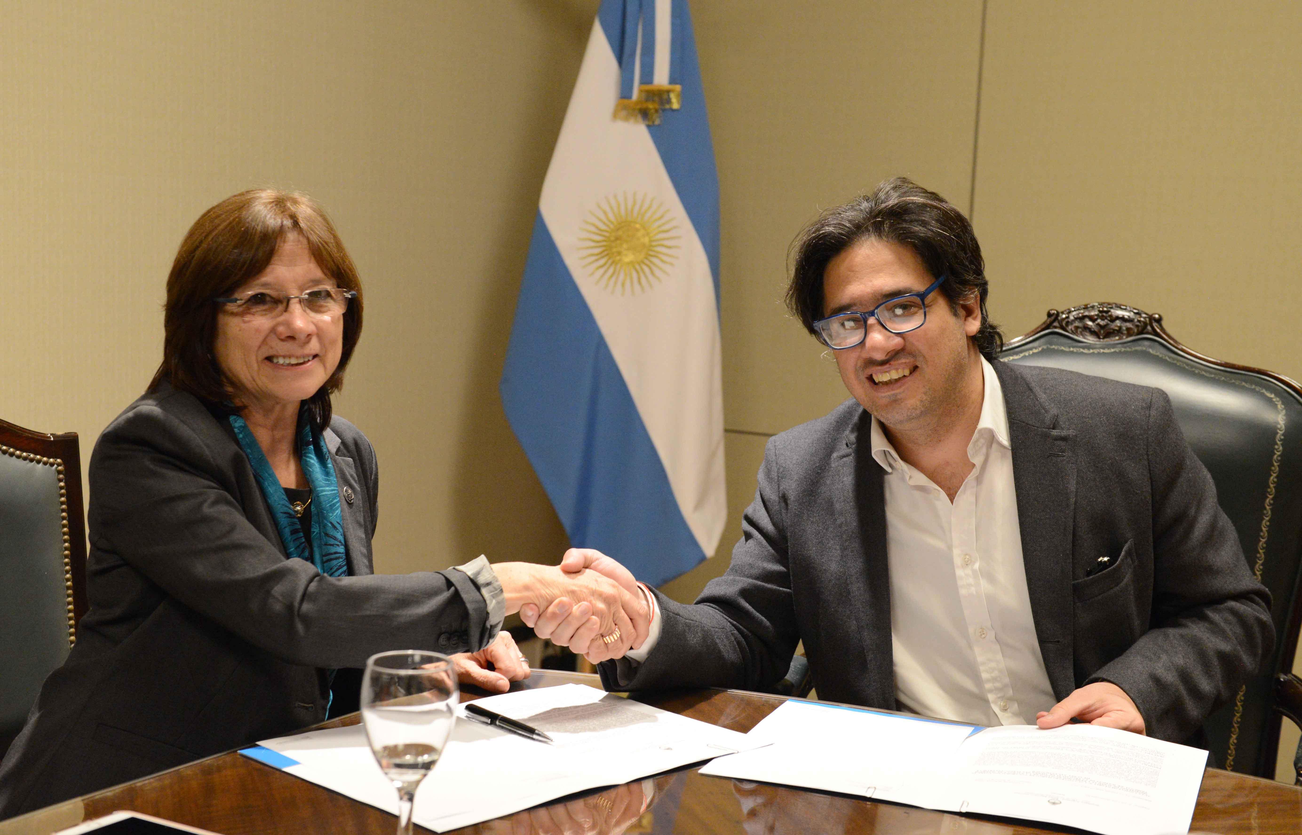 Nación otorgará fondos para fortalecer el Acceso a la Justicia en Tierra del Fuego