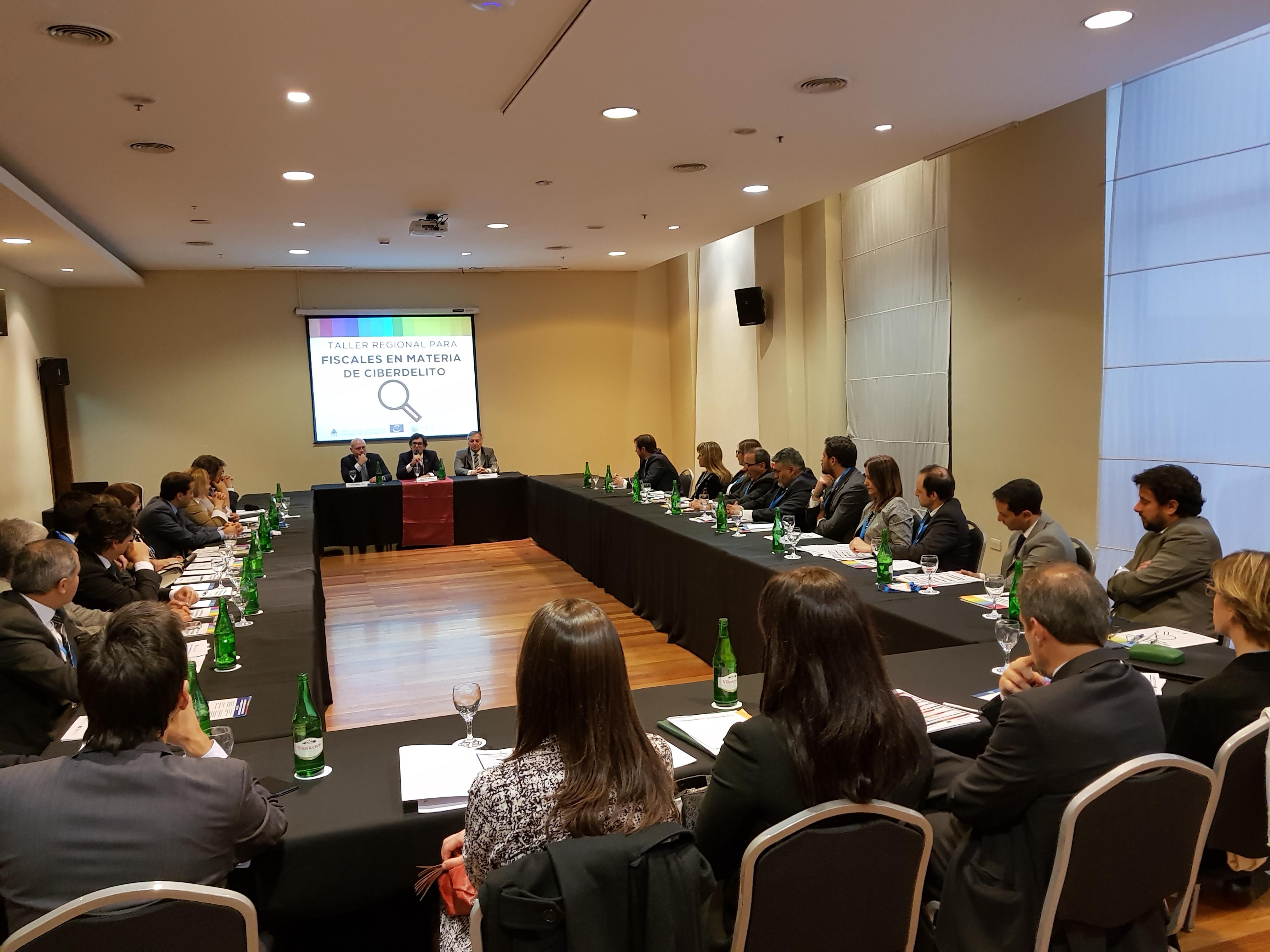 Mendoza: Nación capacita a fiscales y procuradores en materia de ciberdelito