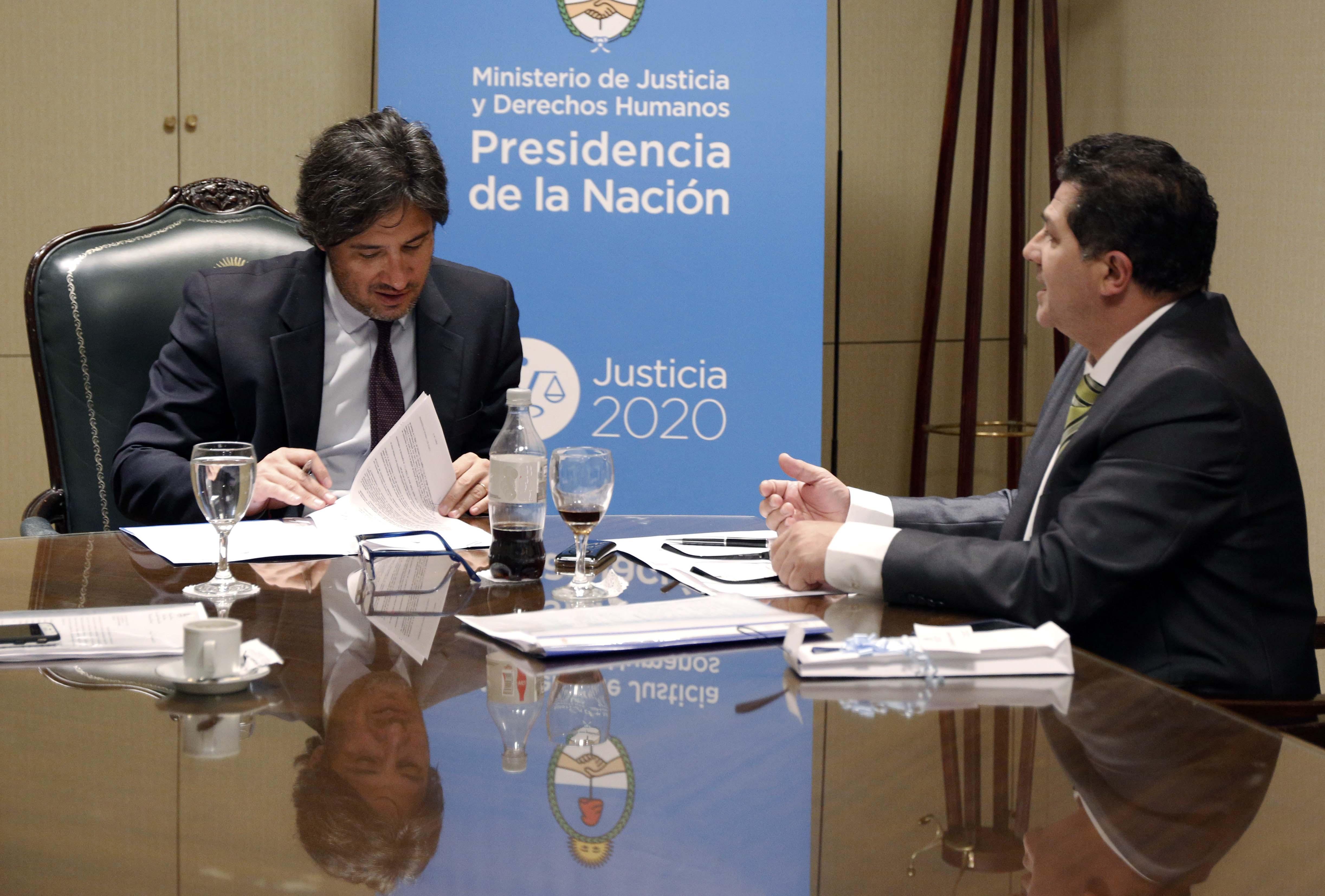 Nación destinará fondos para la implementación de la oralidad en Formosa