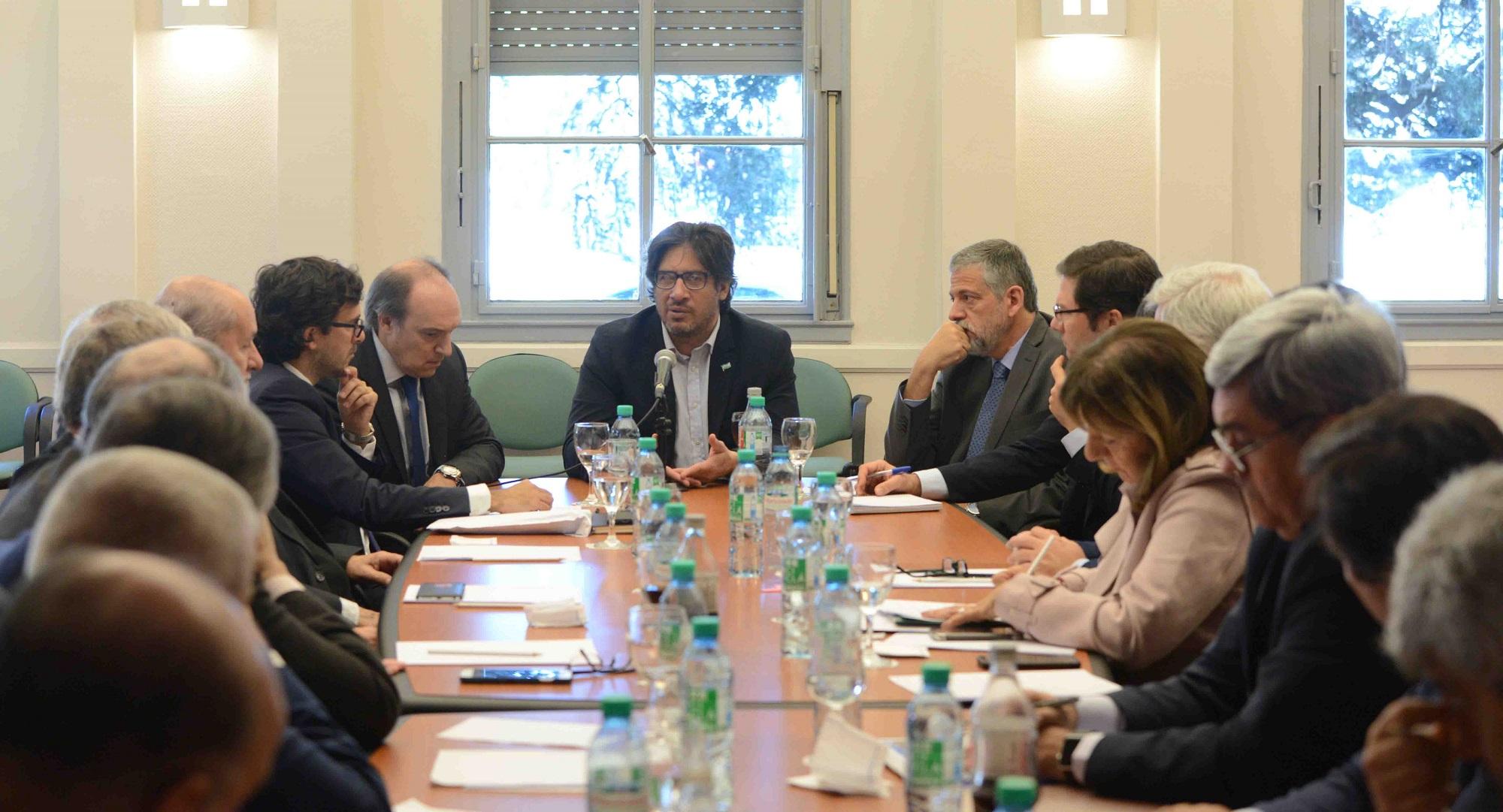 Programa de Modernización para Ministerios Públicos: capacitación para fiscales
