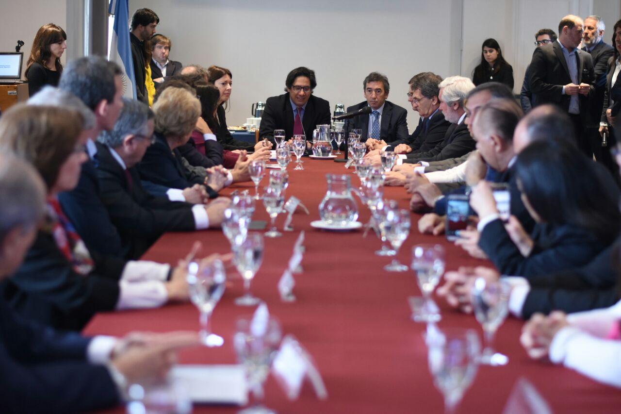 Garavano presentó el Sistema de Datos de la Justicia Argentina