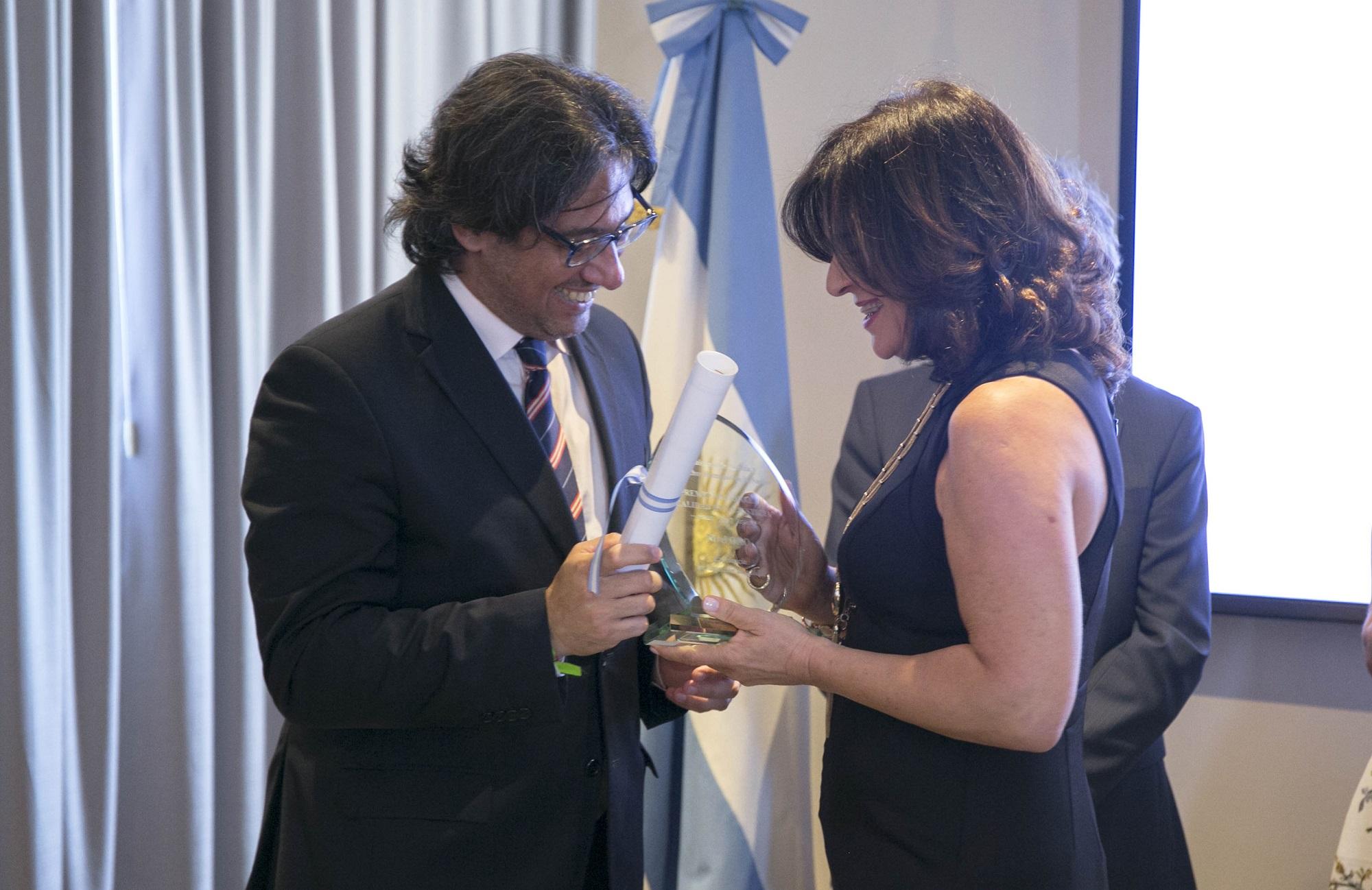 Garavano entregó el premio nacional a la calidad en la Justicia