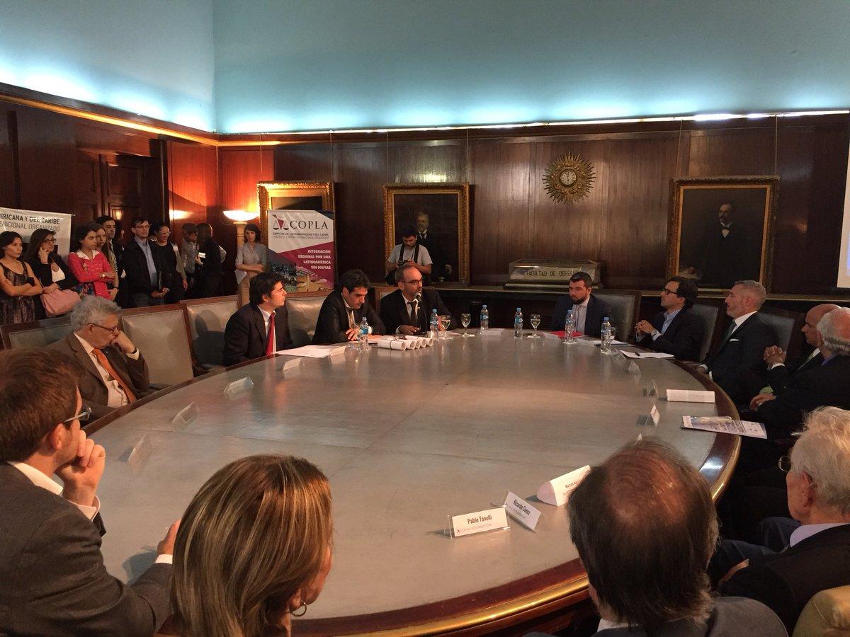 Presentan proyecto para crear una Corte Penal Lationamericana