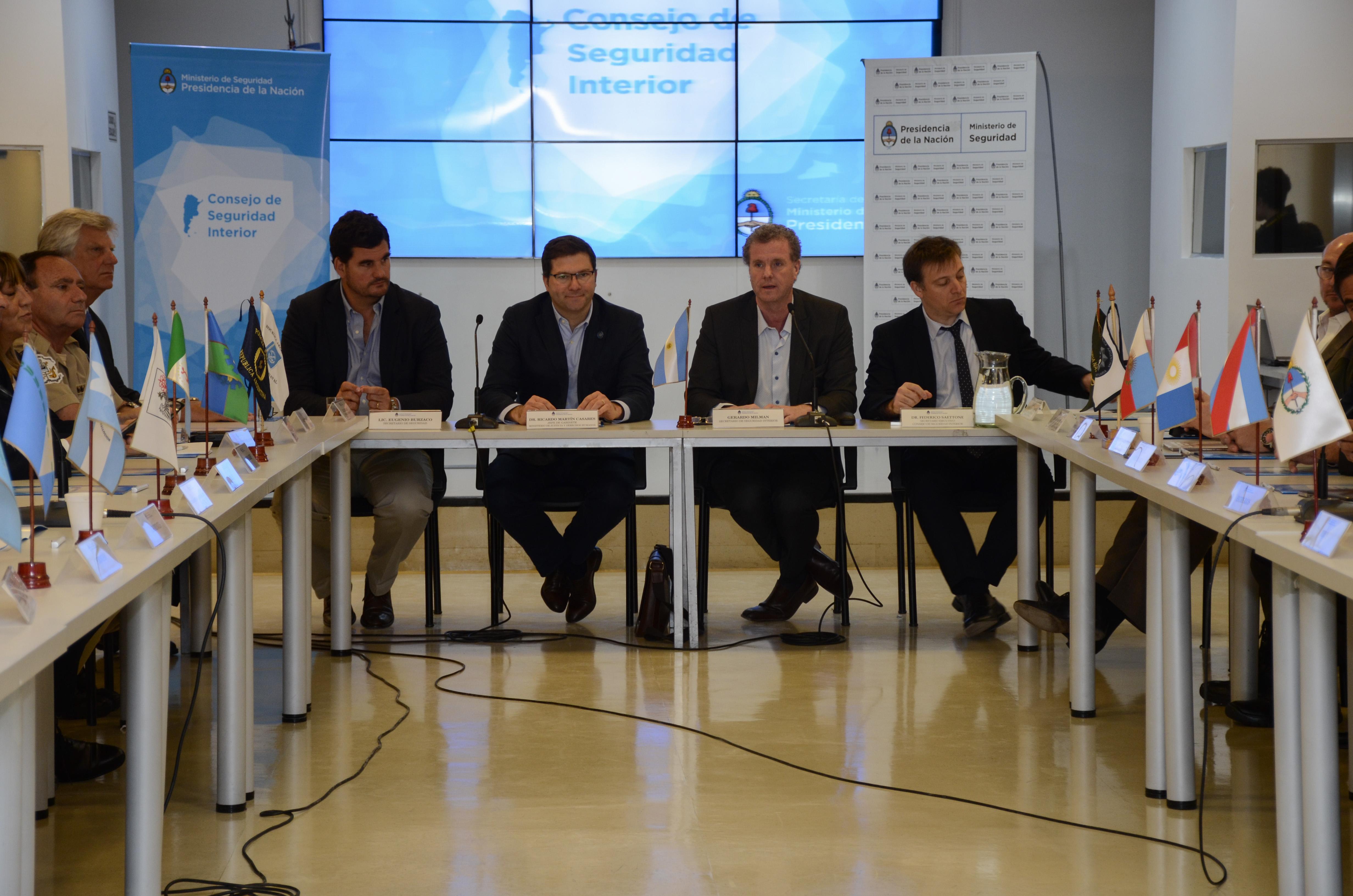 VIII Reunión Nacional del Consejo de Seguridad Interior