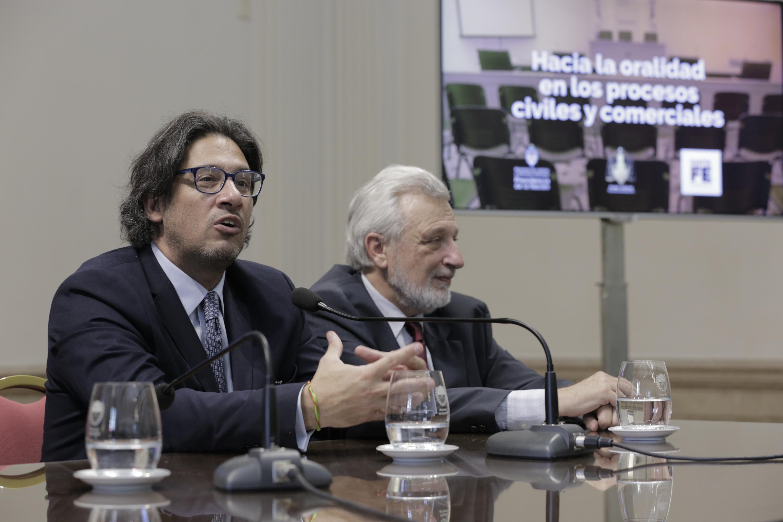 Garavano resaltó en Rosario los beneficios de la oralidad en los procesos civiles y comerciales