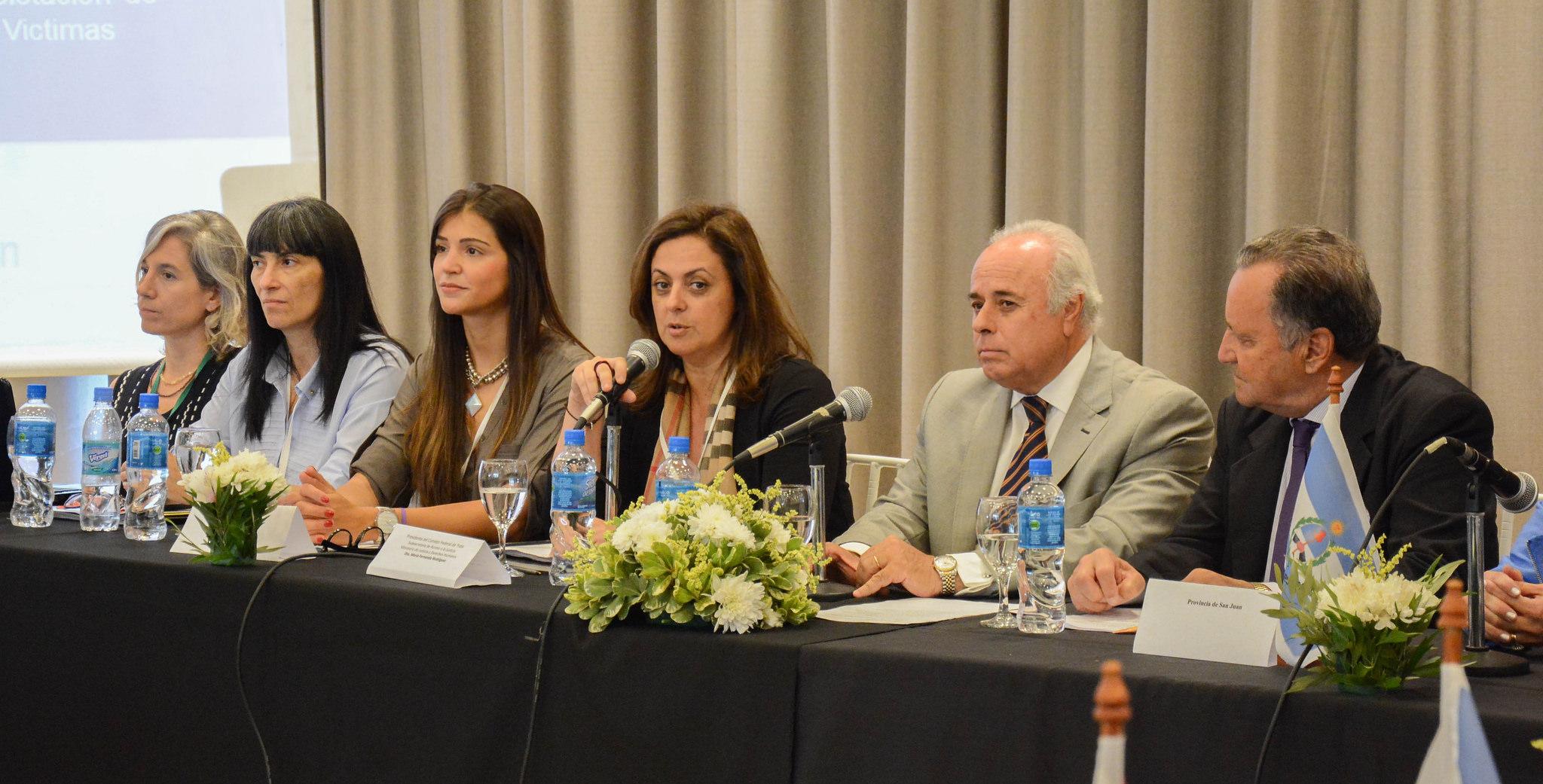El Consejo Federal para la lucha contra la trata se reunió en San Juan