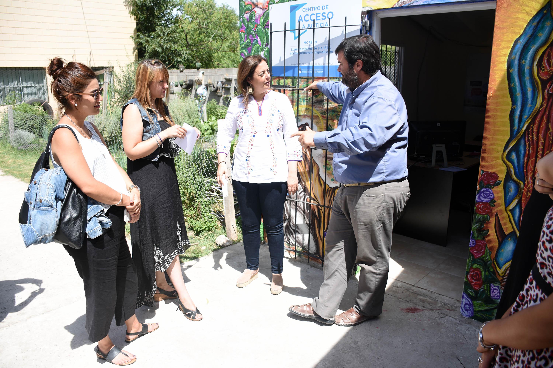 Nuevo Centro de Acceso a Justicia en Moreno