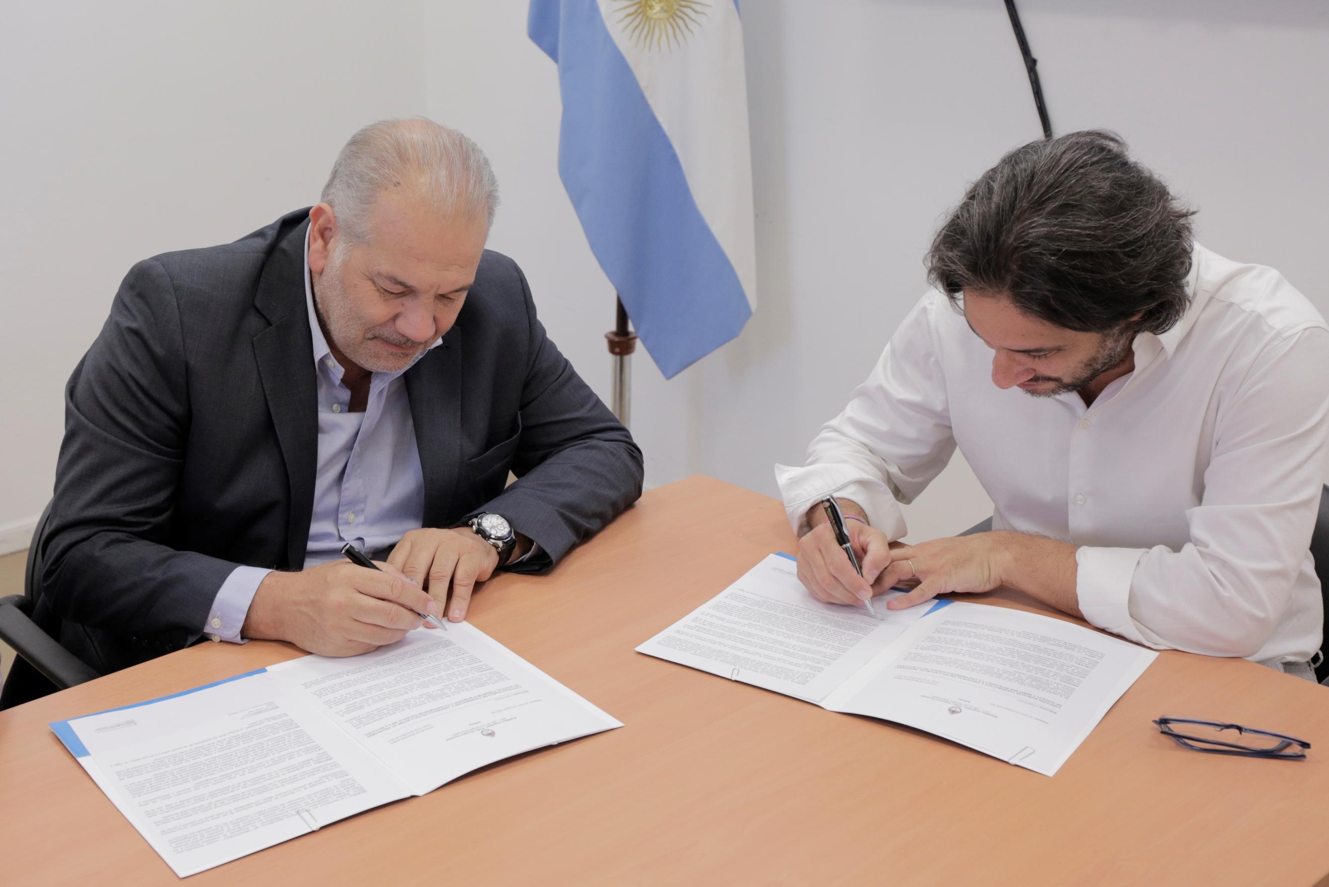 Convenio de cooperación con la Universidad de La Matanza