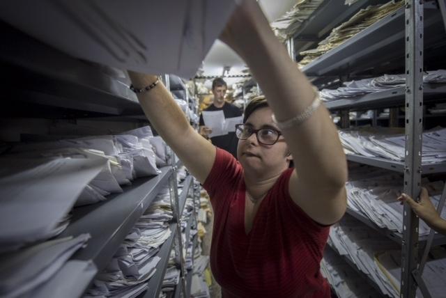 Acuerdo con la Asociación Síndrome de Down de Argentina profundiza la inclusión laboral en el Ministerio de Justicia