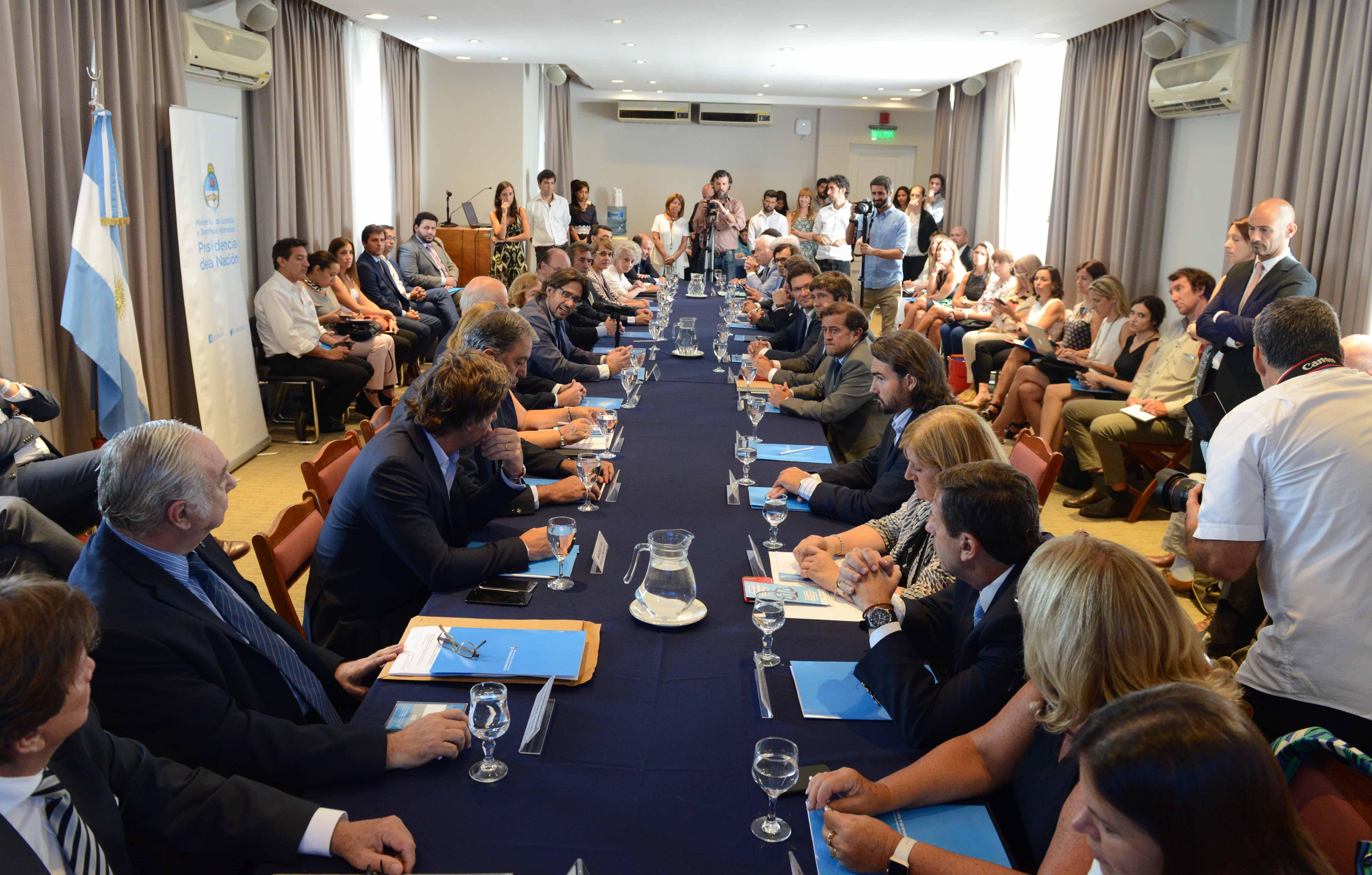 Avanzan los consensos para la aplicación del nuevo Código Procesal Penal