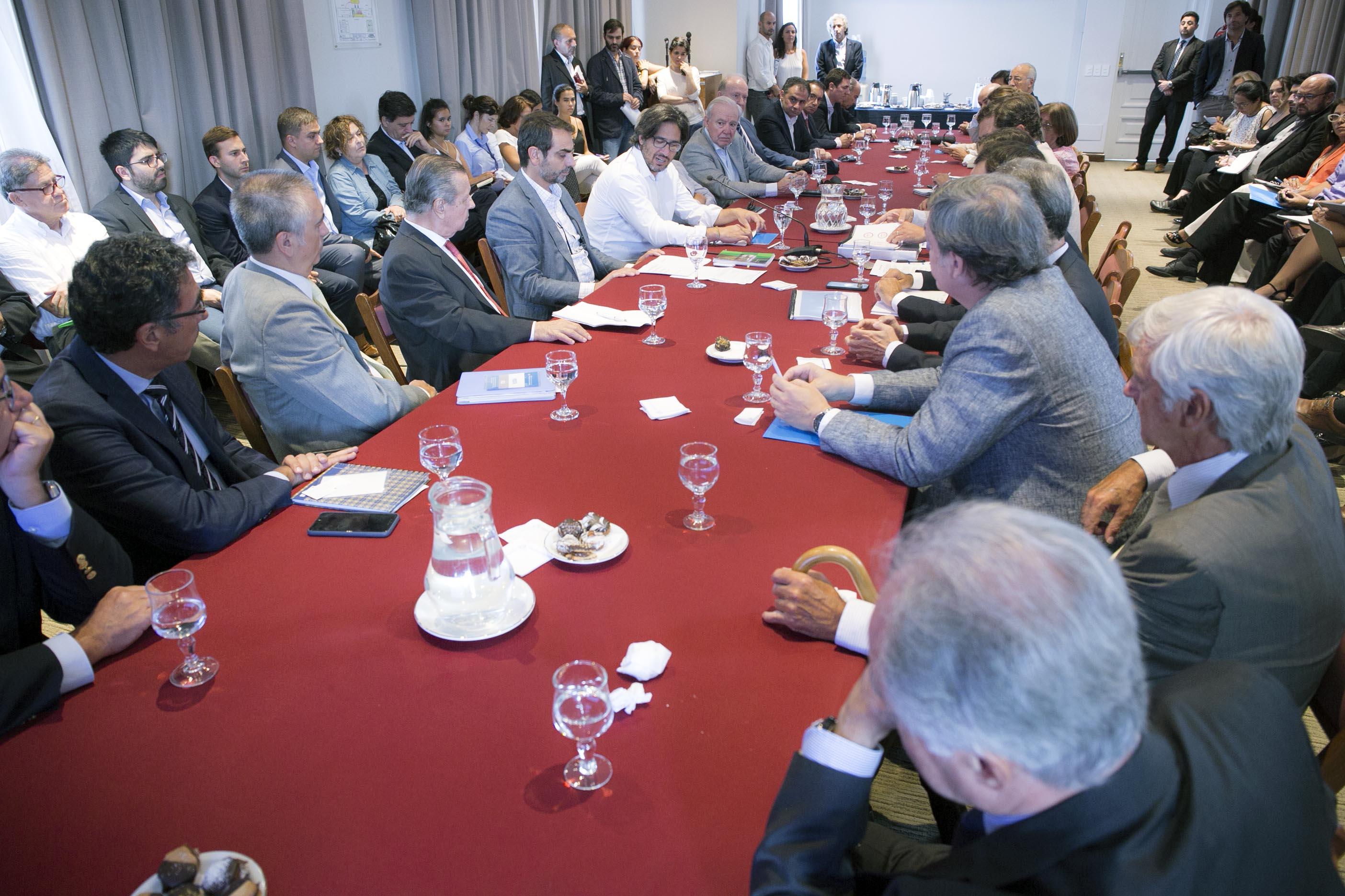 Garavano presentó la  agenda legislativa y los logros de Justicia 2020