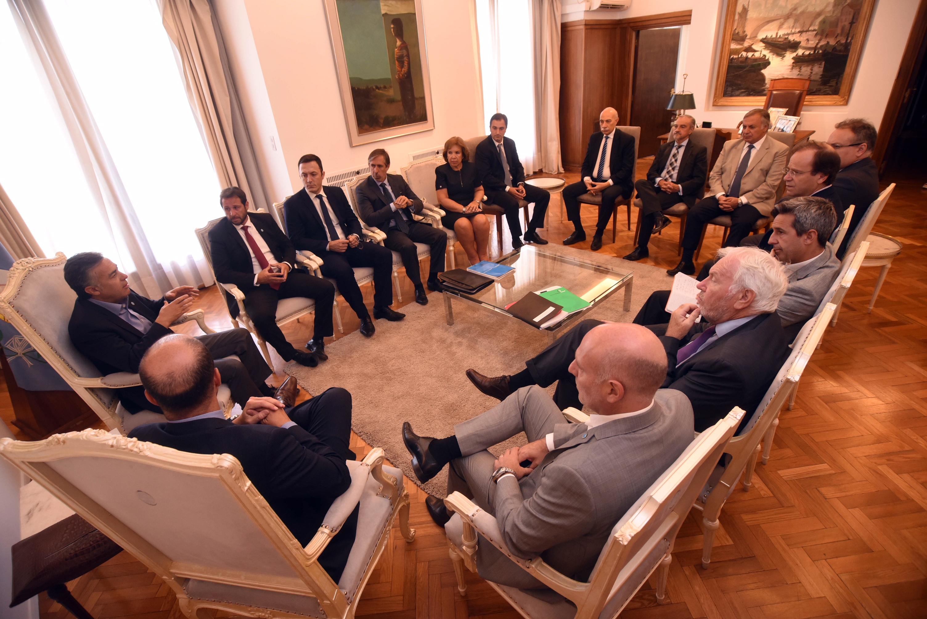 La comisión de Reforma del Código Penal presentó avances en Mendoza