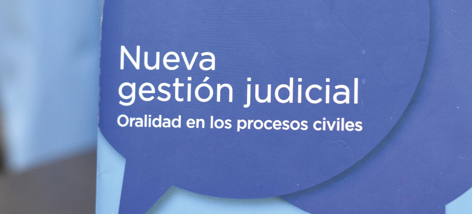 Procesos más rápidos y usuarios satisfechos: resultados positivos de la oralidad en Mendoza