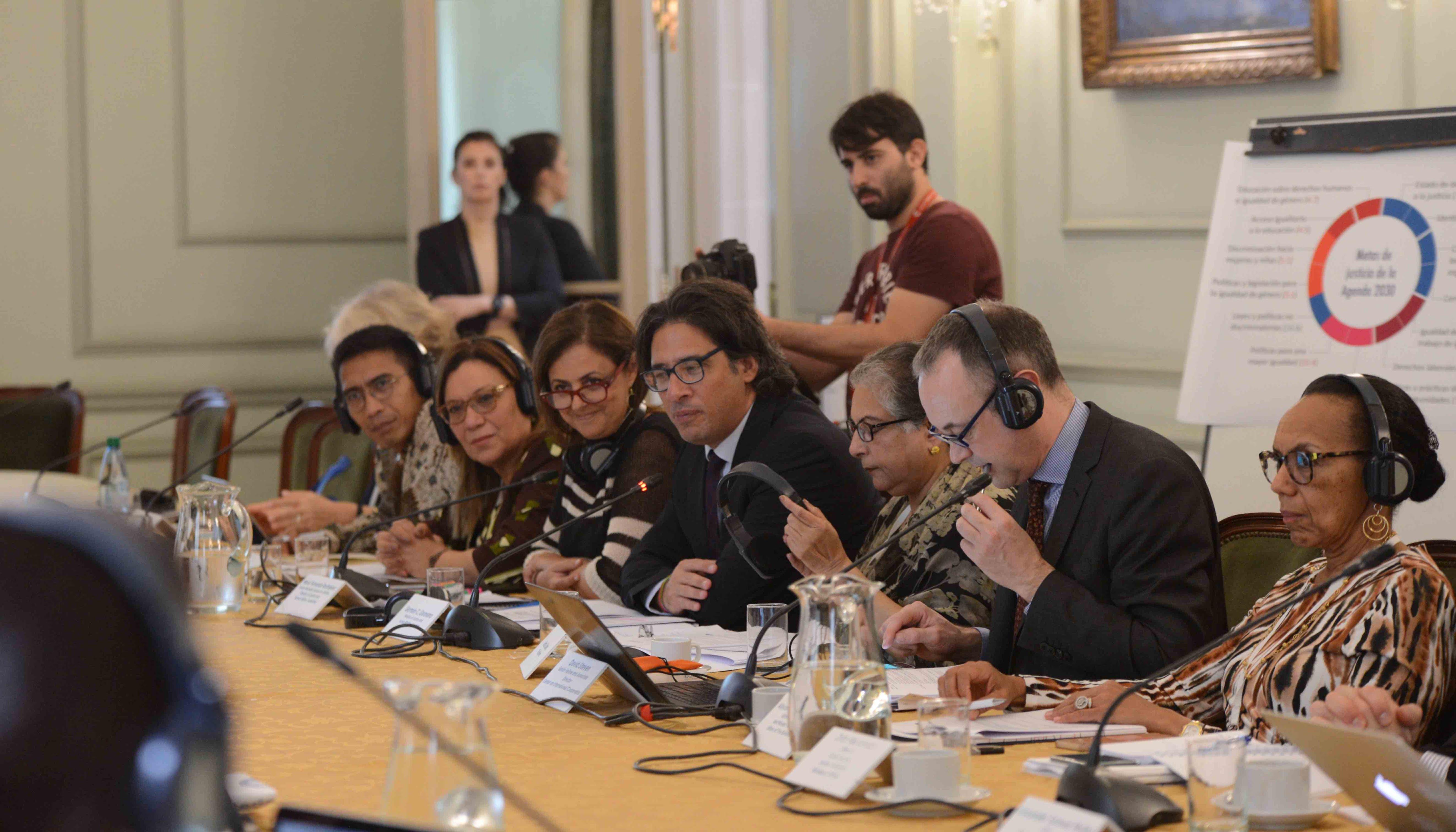 Argentina: líder en buenas prácticas de Acceso a Justicia