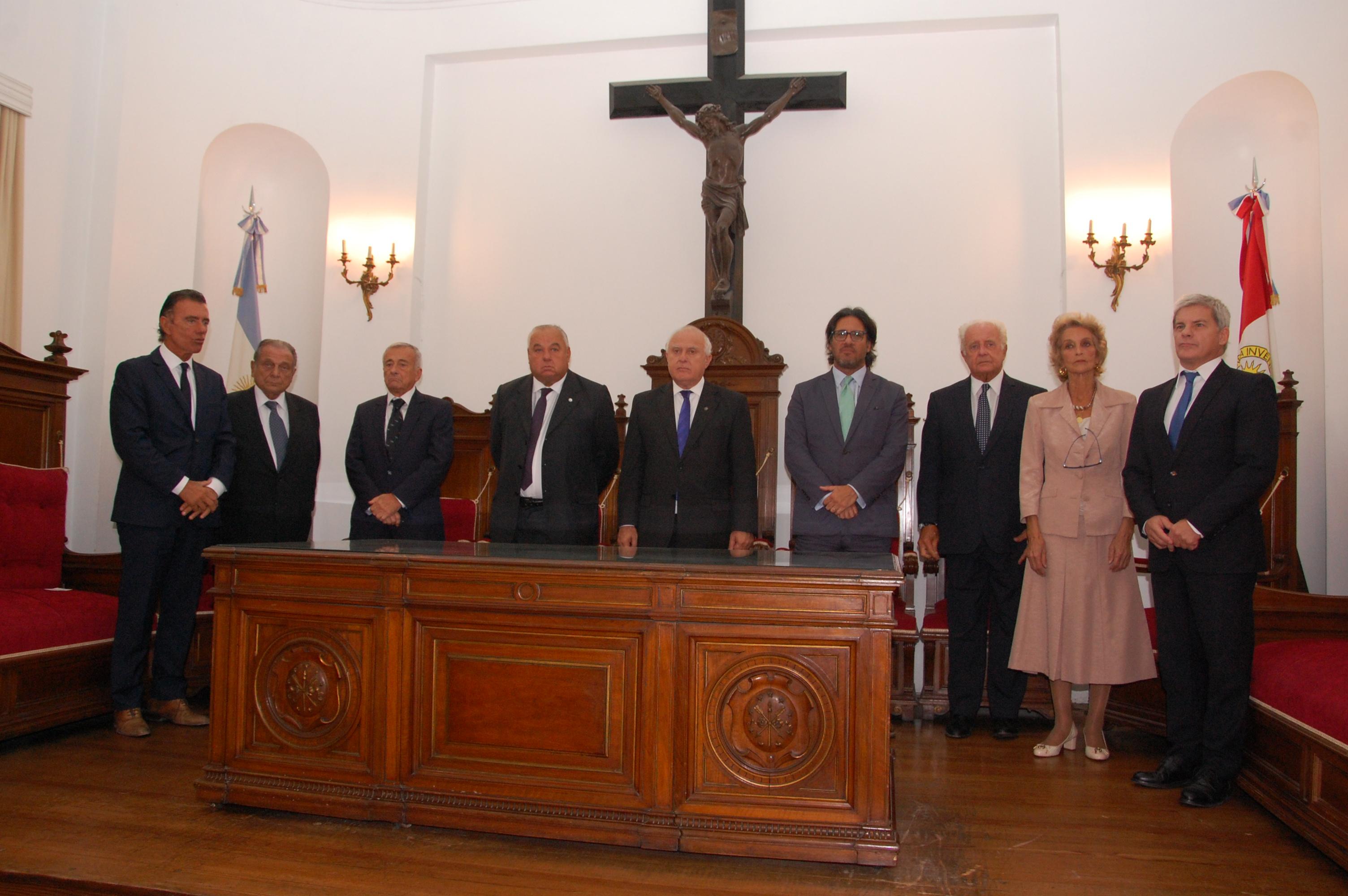 Garavano participó de la apertura del año judicial en Santa Fe
