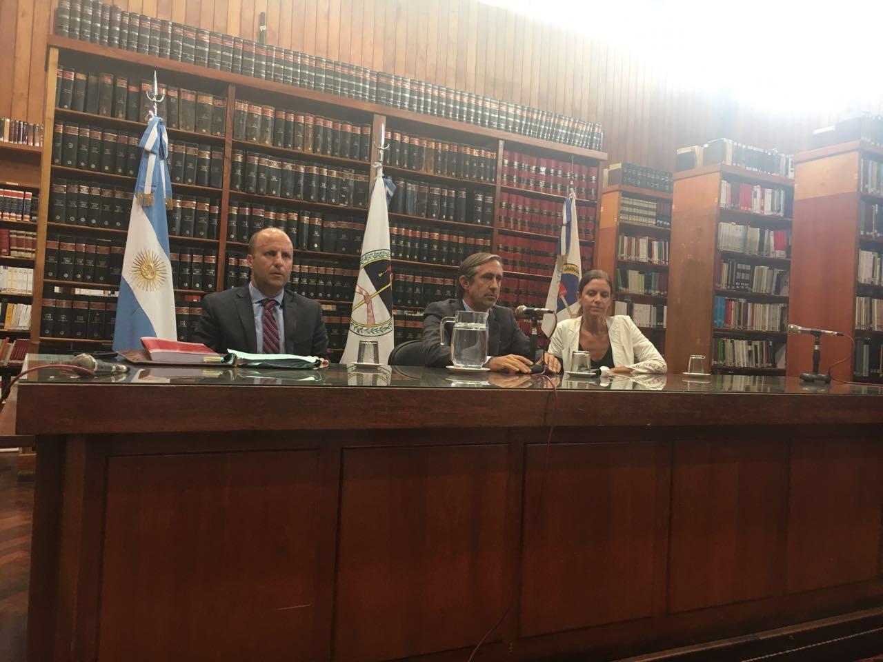 La Comisión de Reforma del Código Penal presentó avances en Jujuy