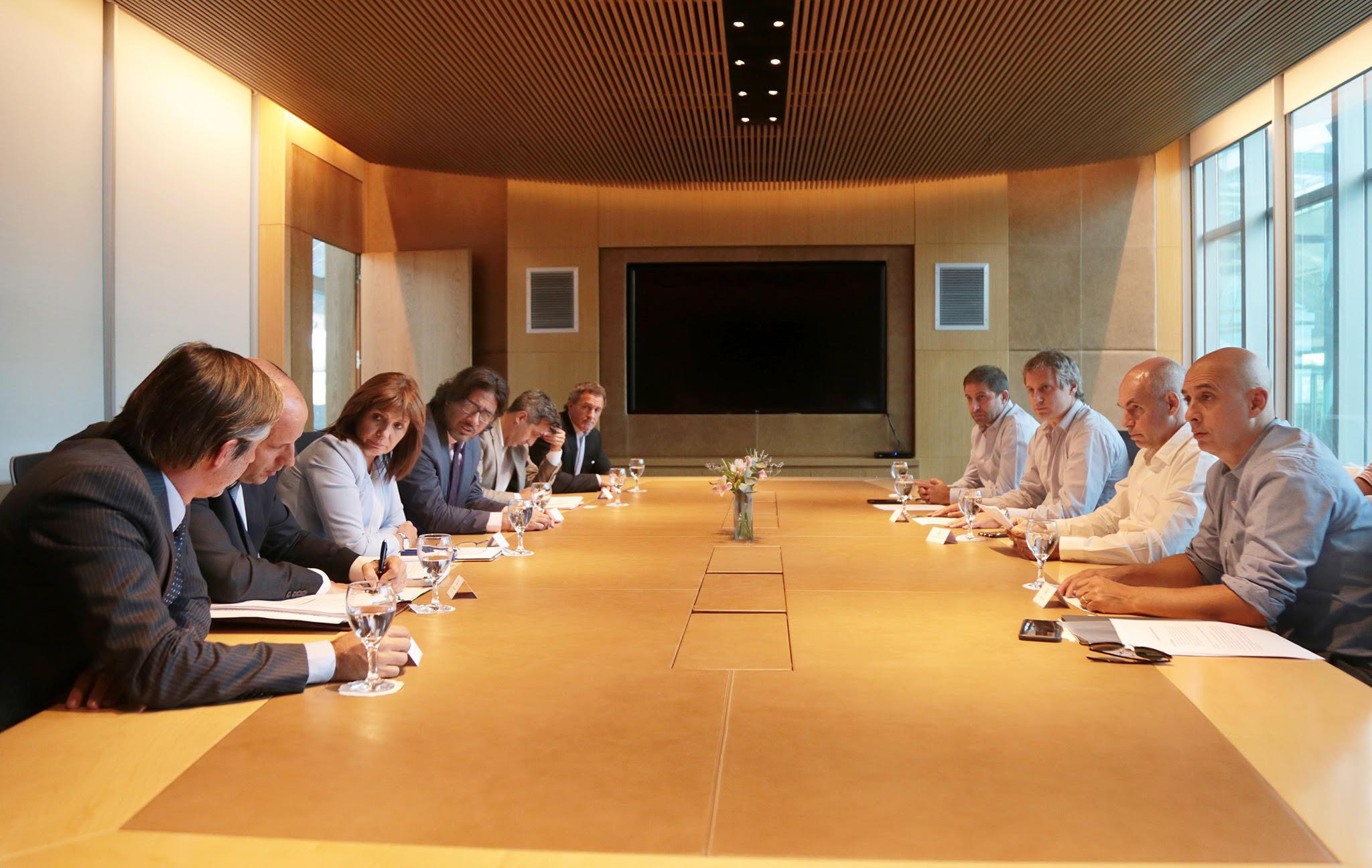 La Comisión de reforma del Código Penal se reunió con autoridades del Gobierno porteño